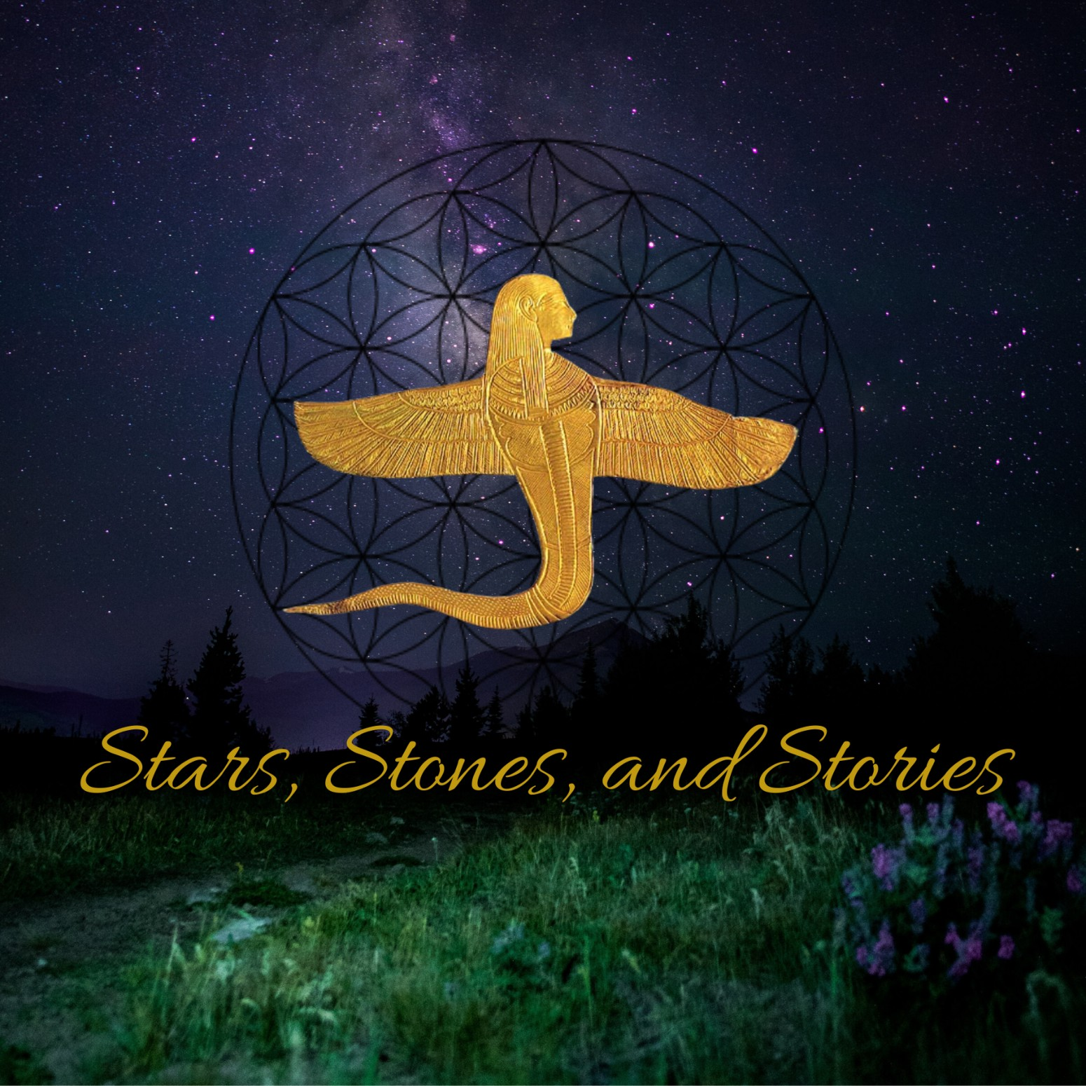 Show artwork for Stars, Stones, and Stories