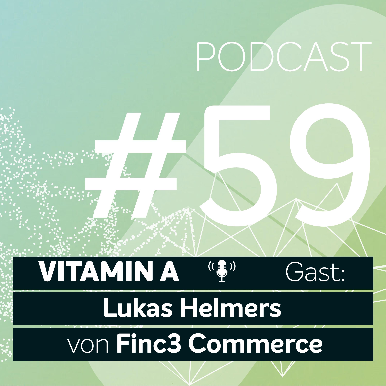 Vitamin A #59 - Gast: Lukas Helmers von Finc3 Commerce zu Dayparting