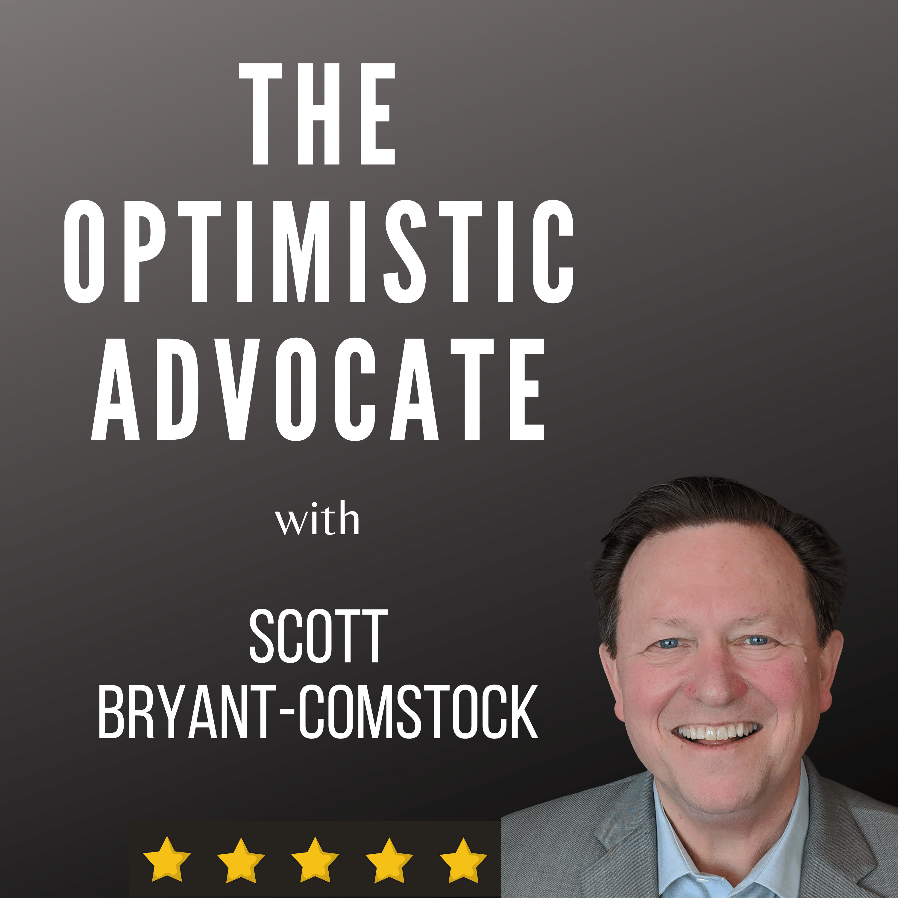 Show artwork for The Optimistic Advocate