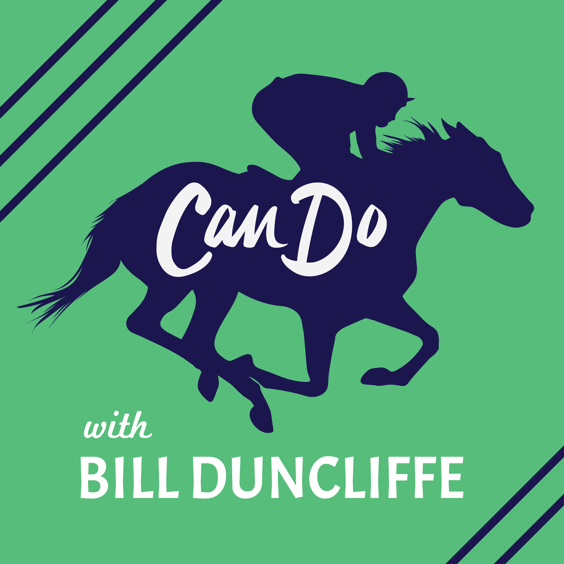 Artwork for podcast Can Do with Bill Duncliffe