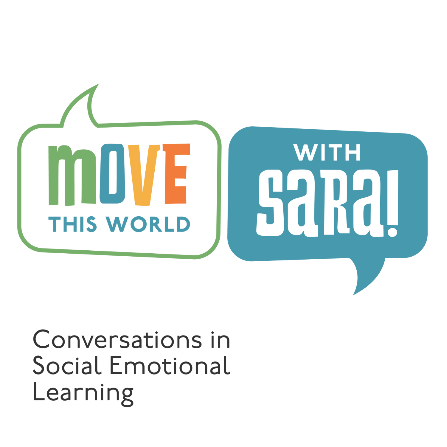 Artwork for podcast Move This World with Sara