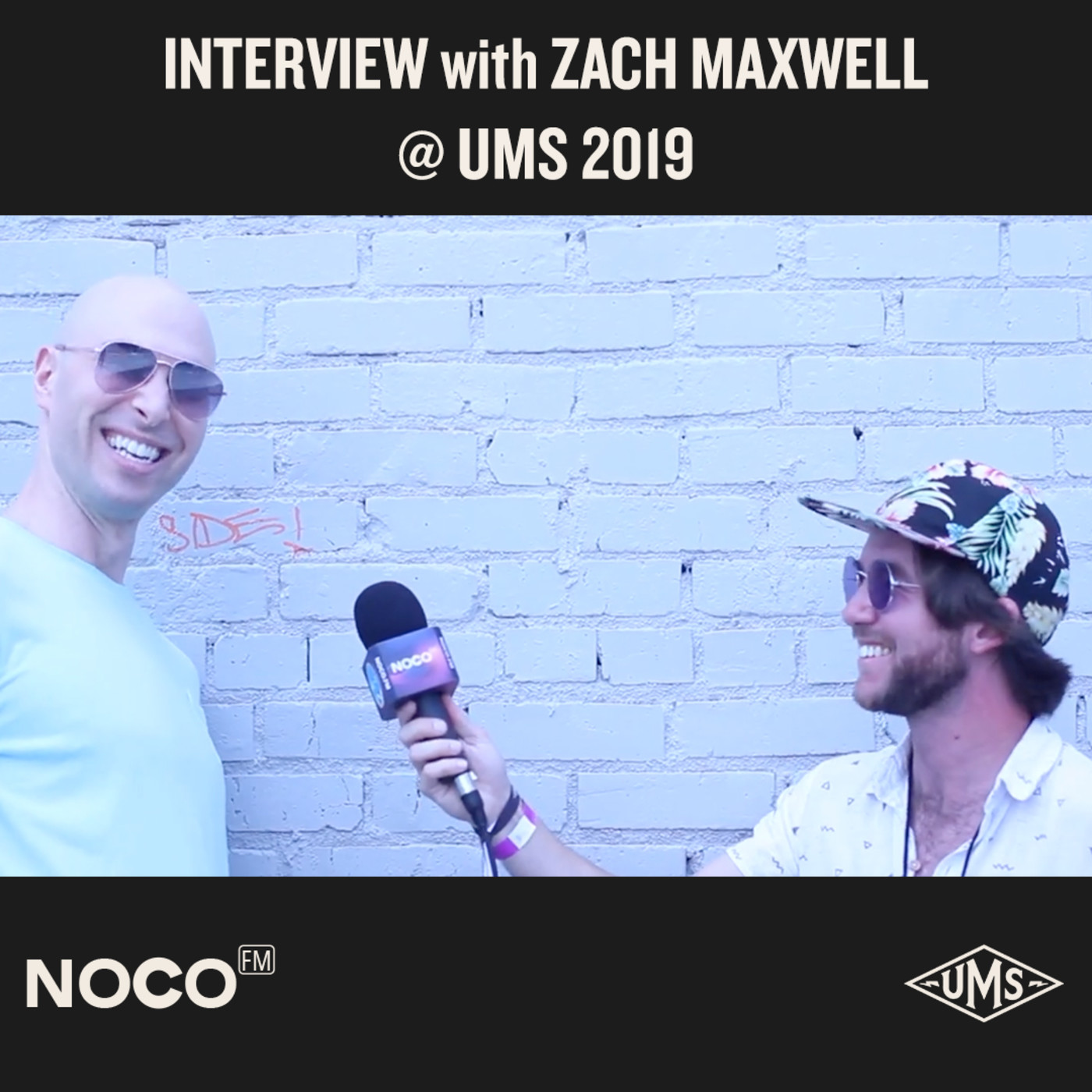 Interview with Zach Maxwell @ UMS 2019