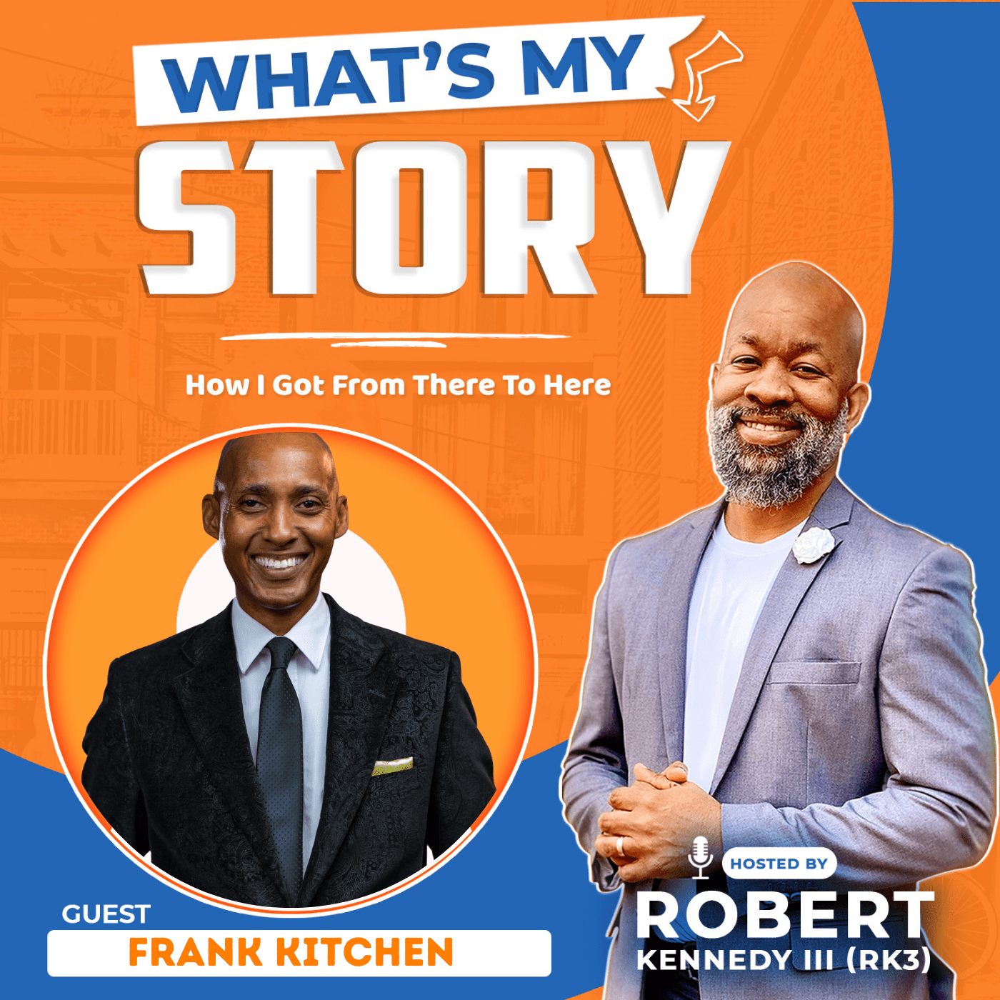 Artwork for podcast What's My Story