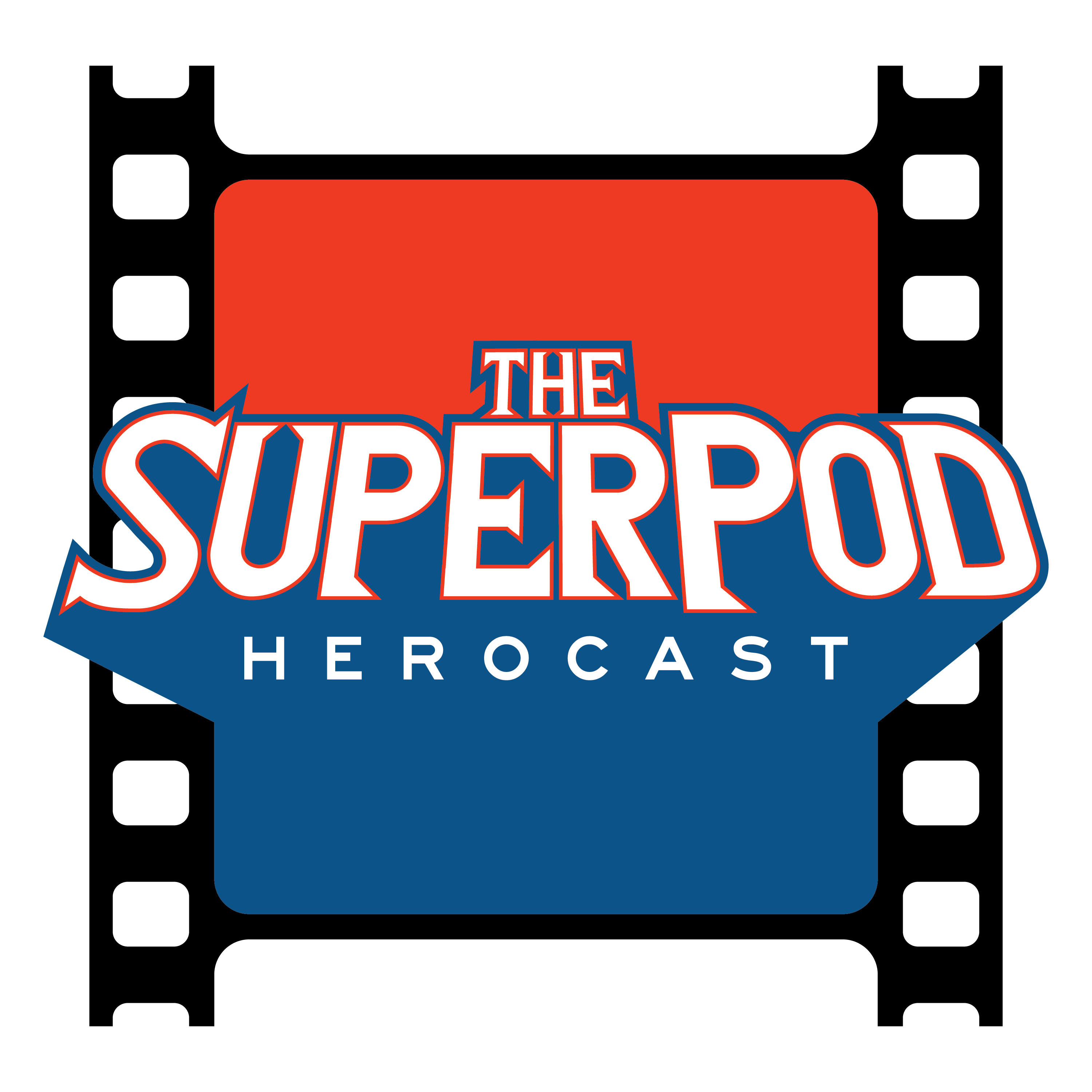 Show artwork for The SuperPodHeroCast