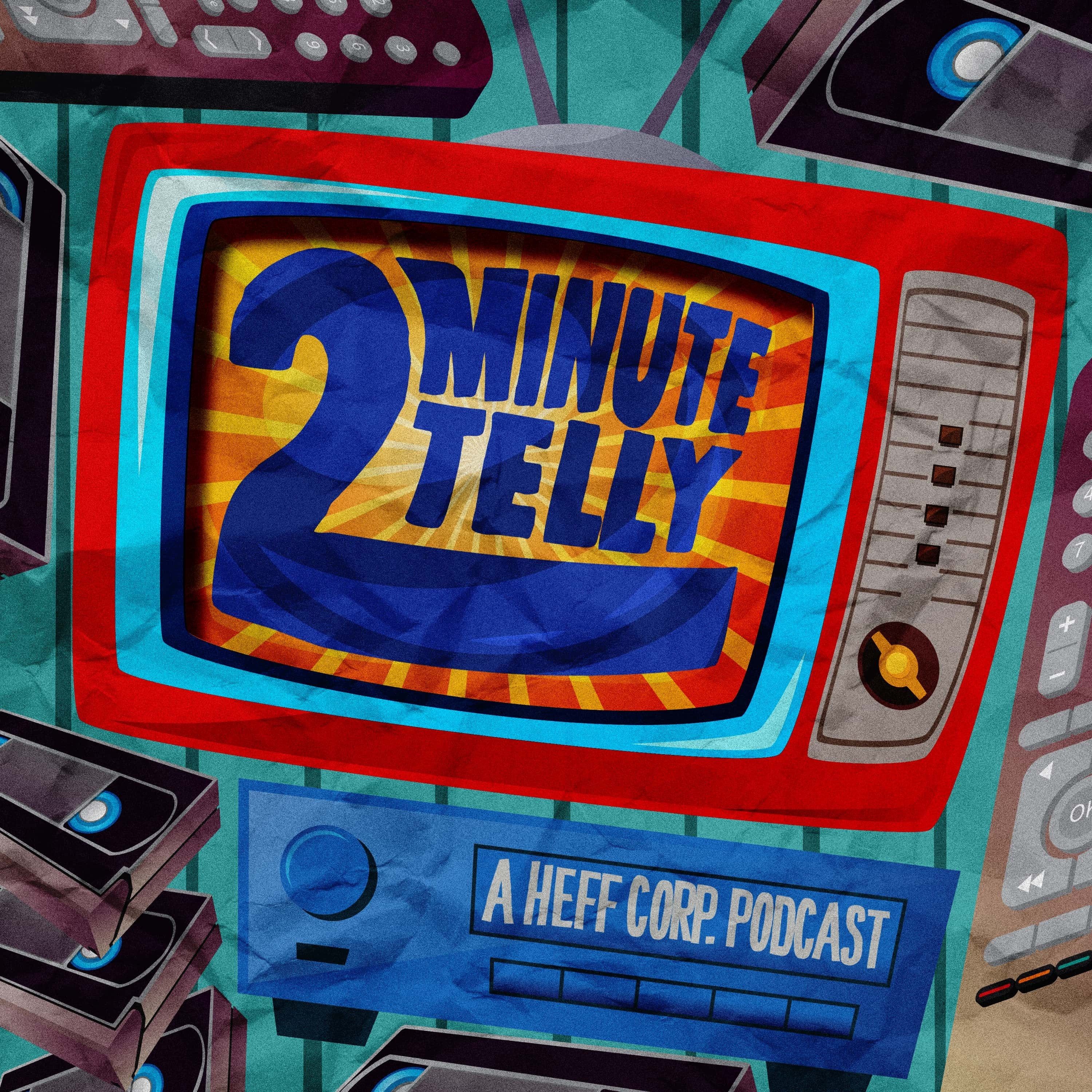 Show artwork for 2 Minute Telly