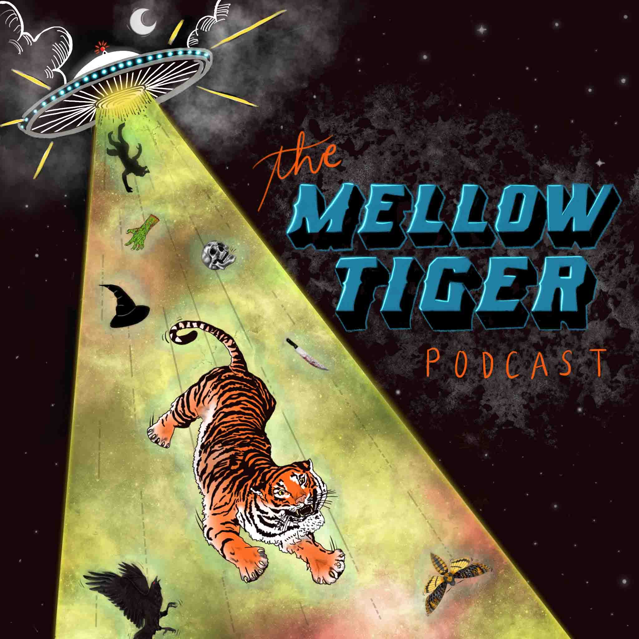 Show artwork for The Mellow Tiger Podcast