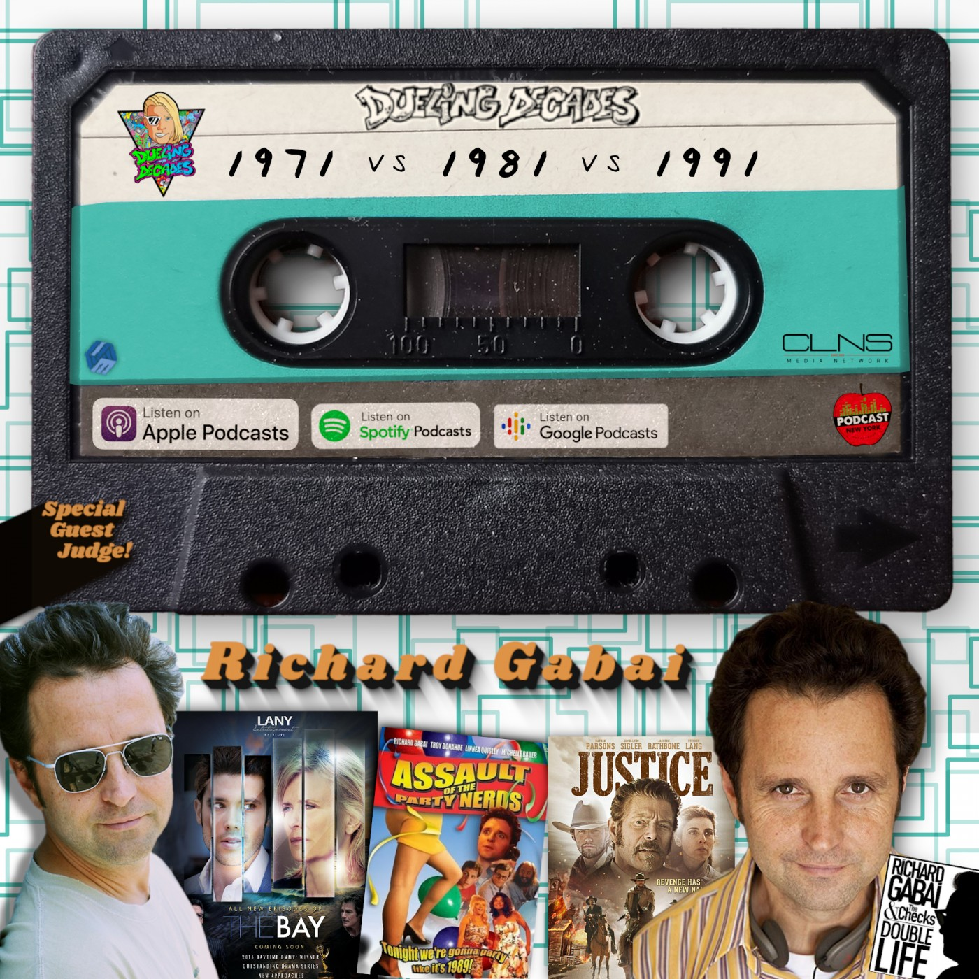 Artwork for podcast Dueling Decades