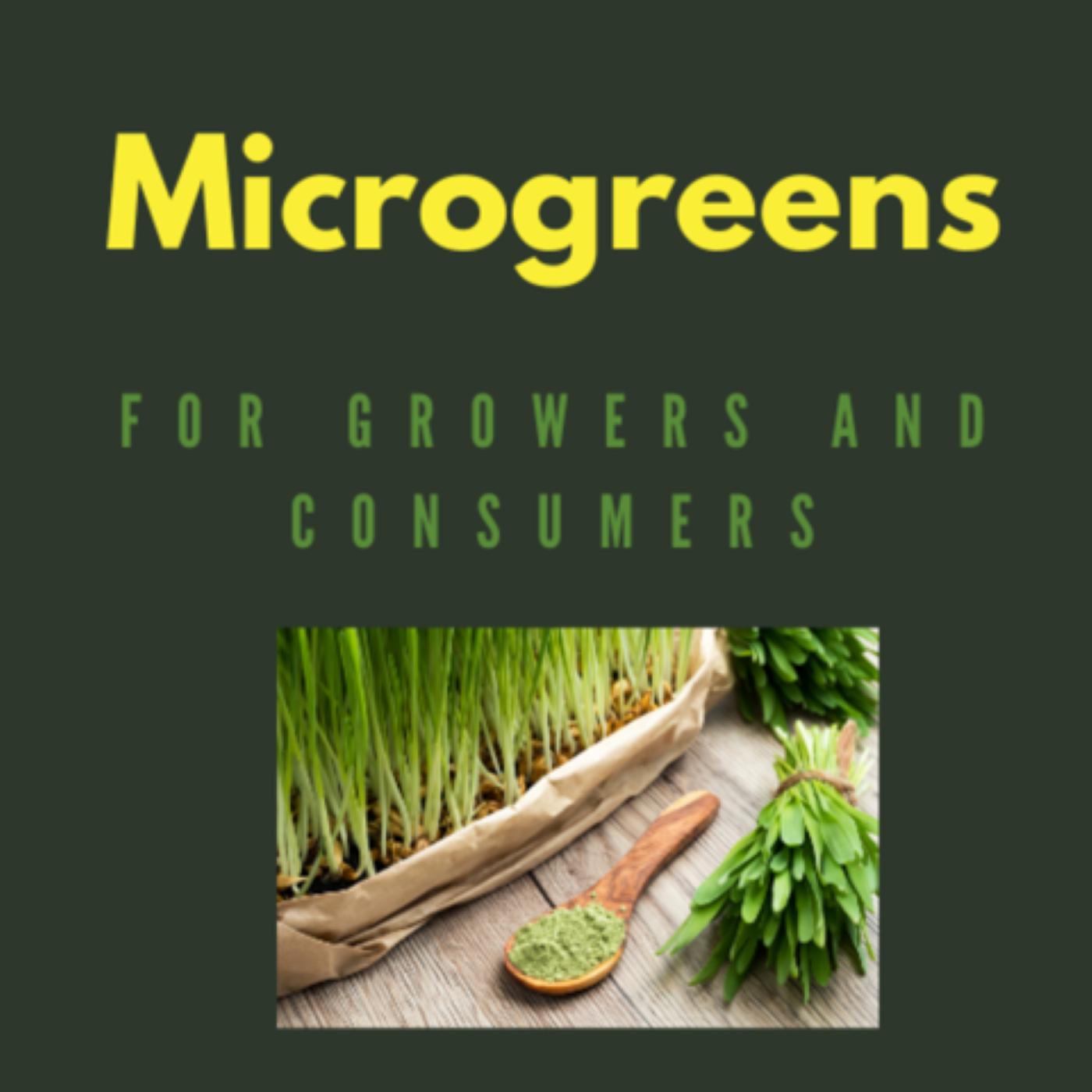Show artwork for Microgreens