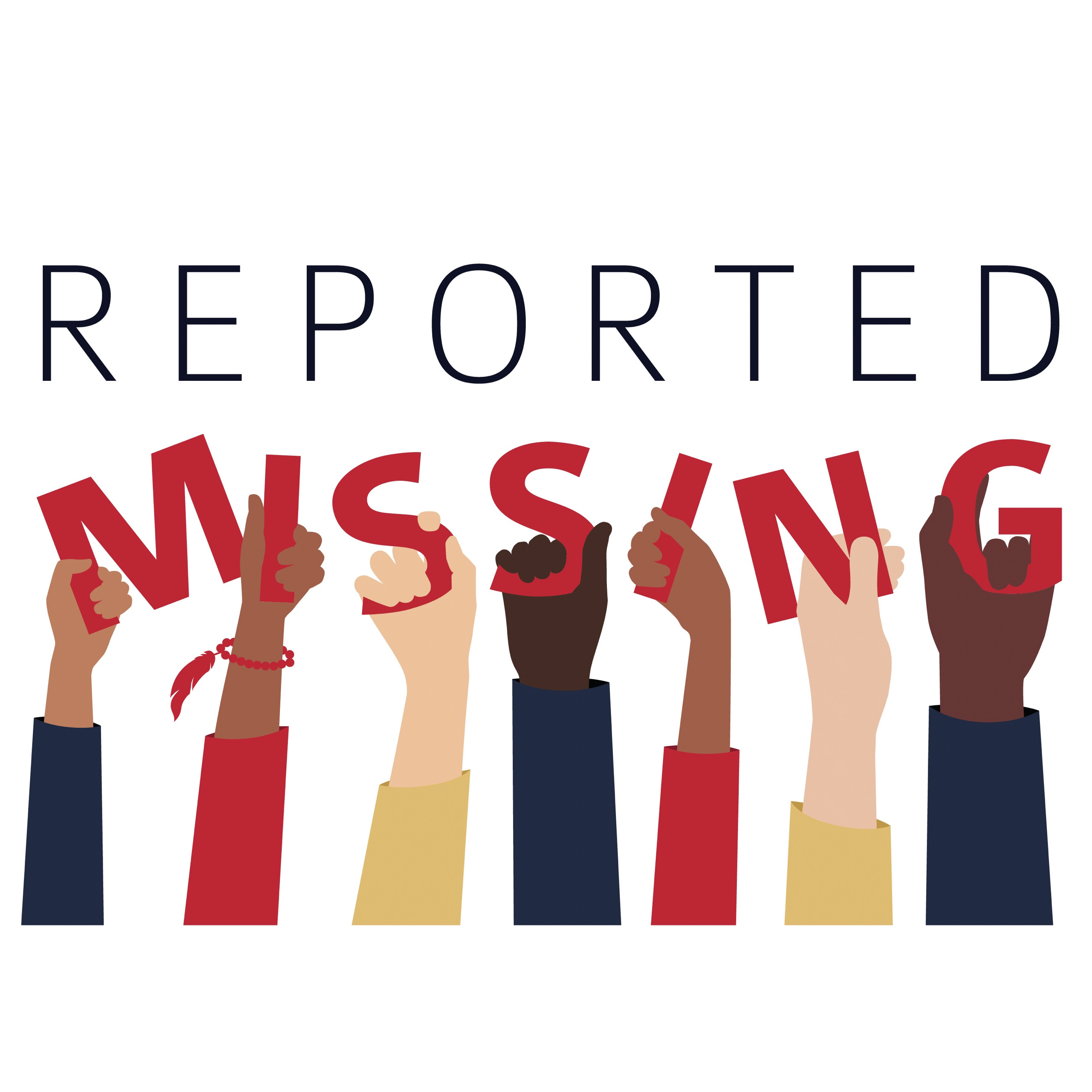 Artwork for podcast Reported Missing