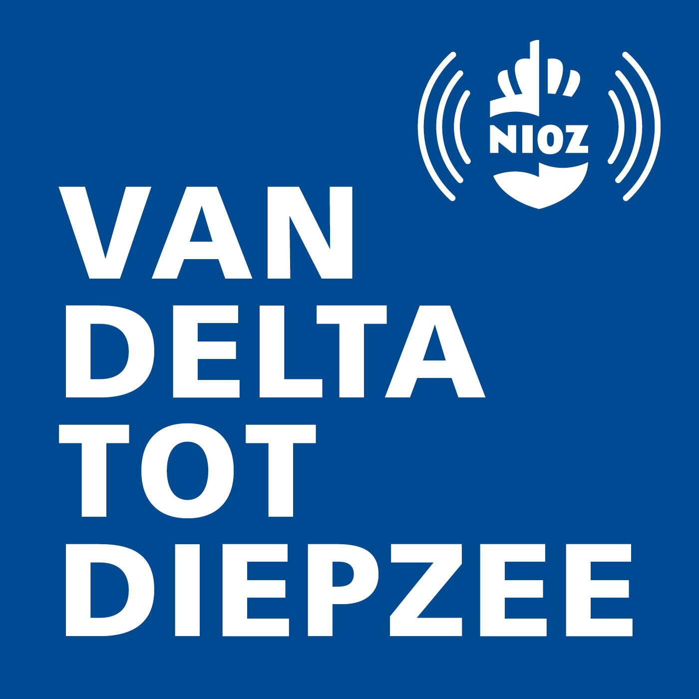 Show artwork for Van Delta tot Diepzee