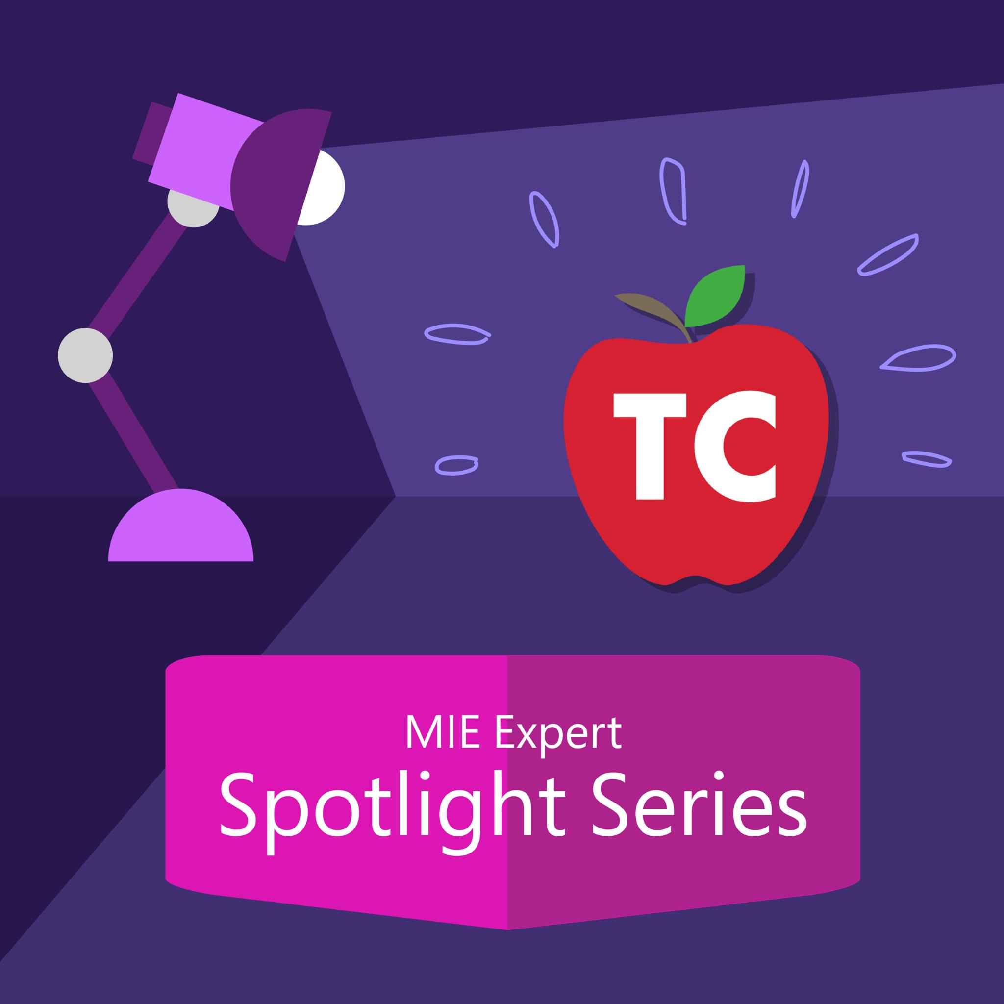 The Microsoft Innovative Expert Spotlight Series Podcast
