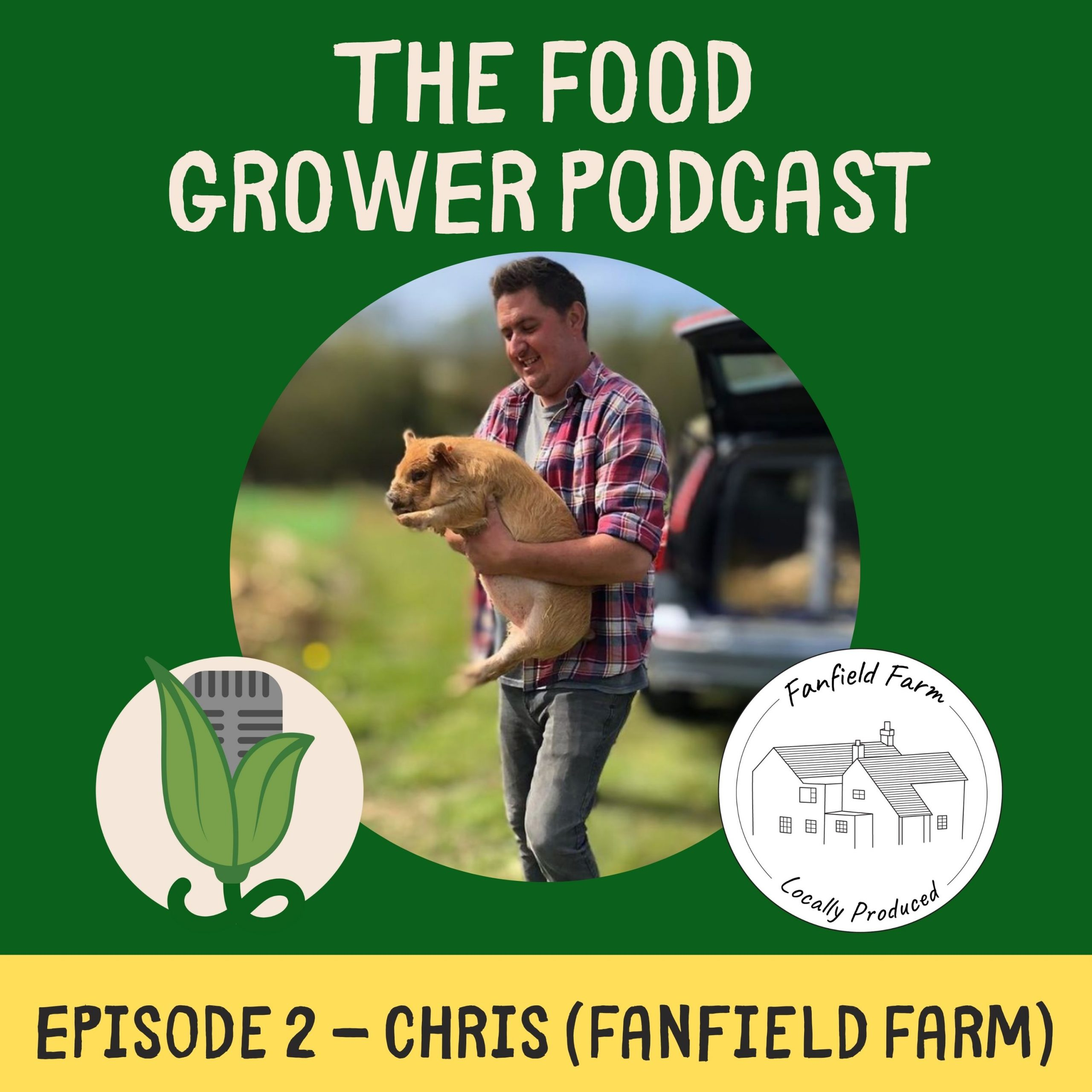 Artwork for podcast The Food Grower Podcast