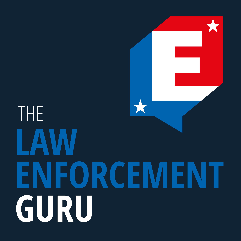 Artwork for podcast Law Enforcement Guru