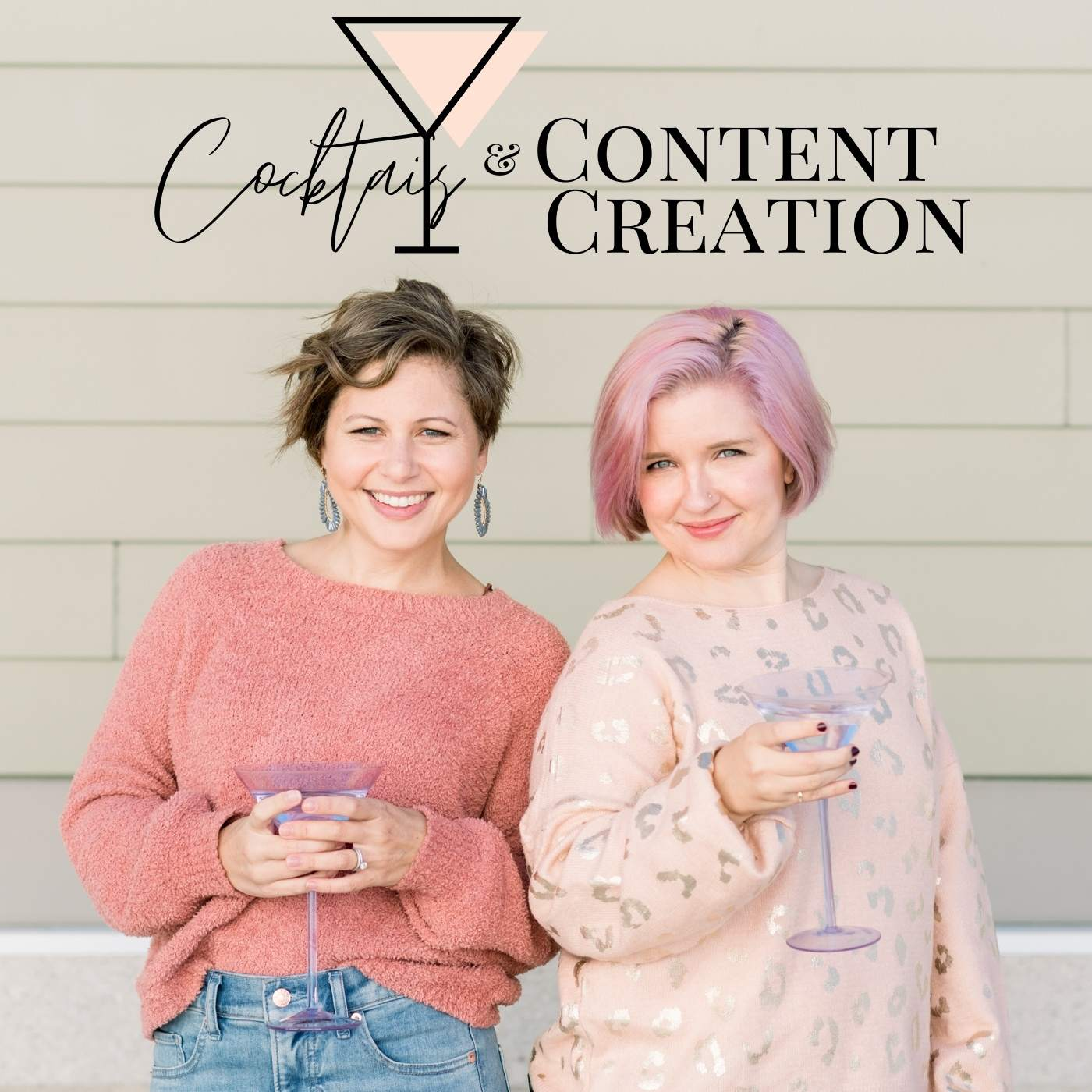 Show artwork for Cocktails & Content Creation