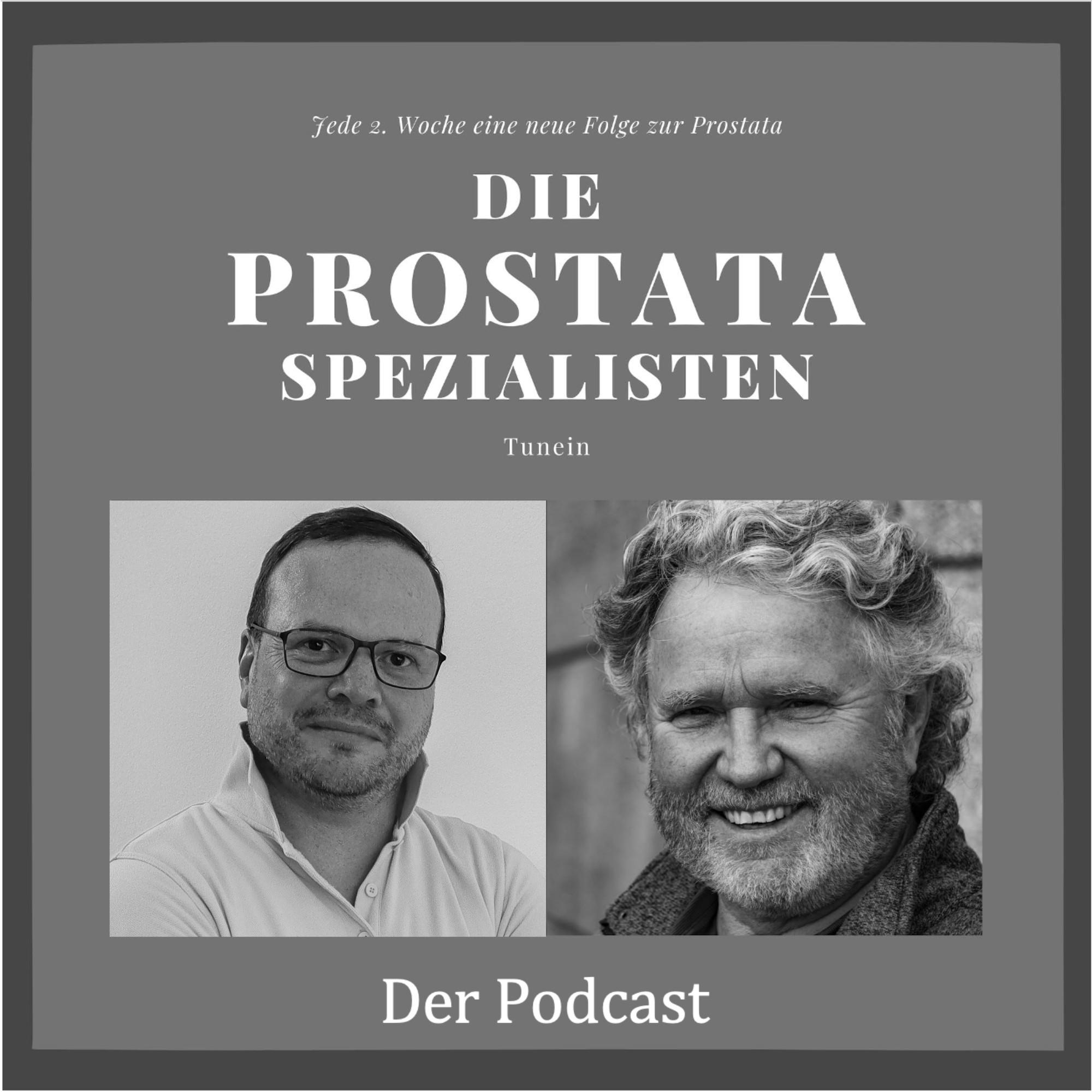 Artwork for podcast Die Prostata-Spezialisten