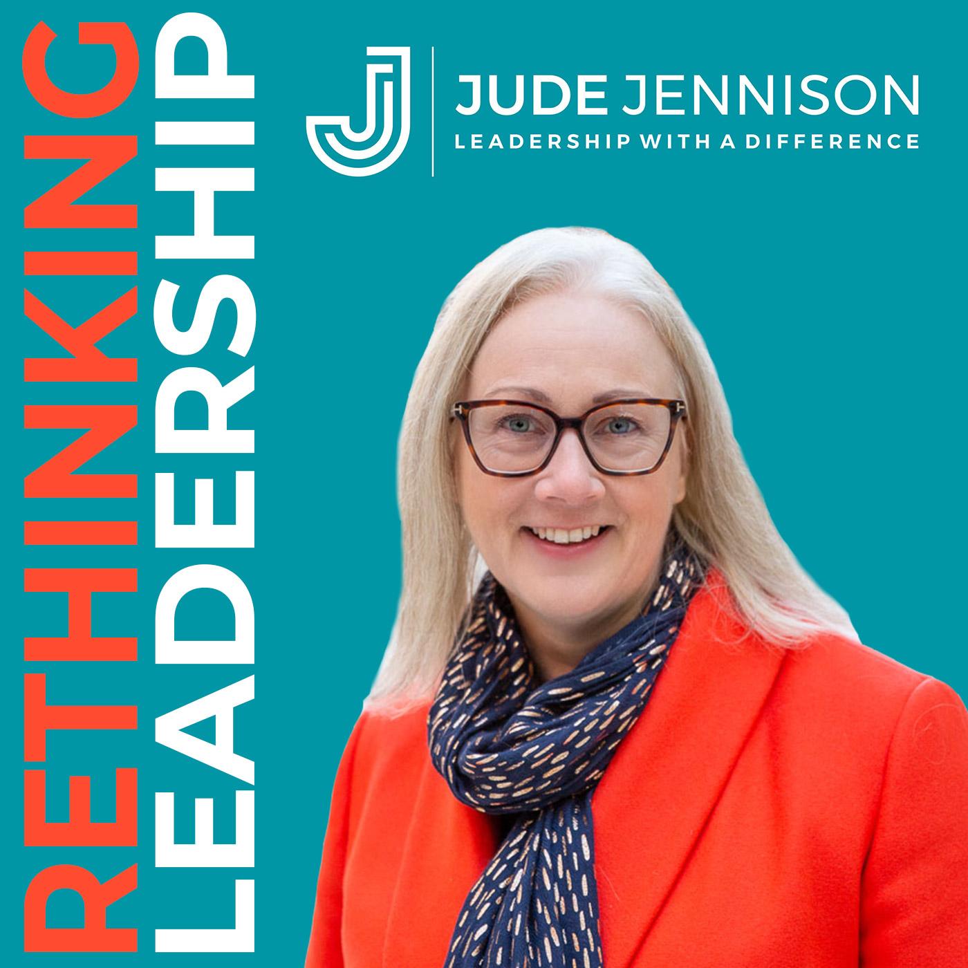 Show artwork for Rethinking Leadership