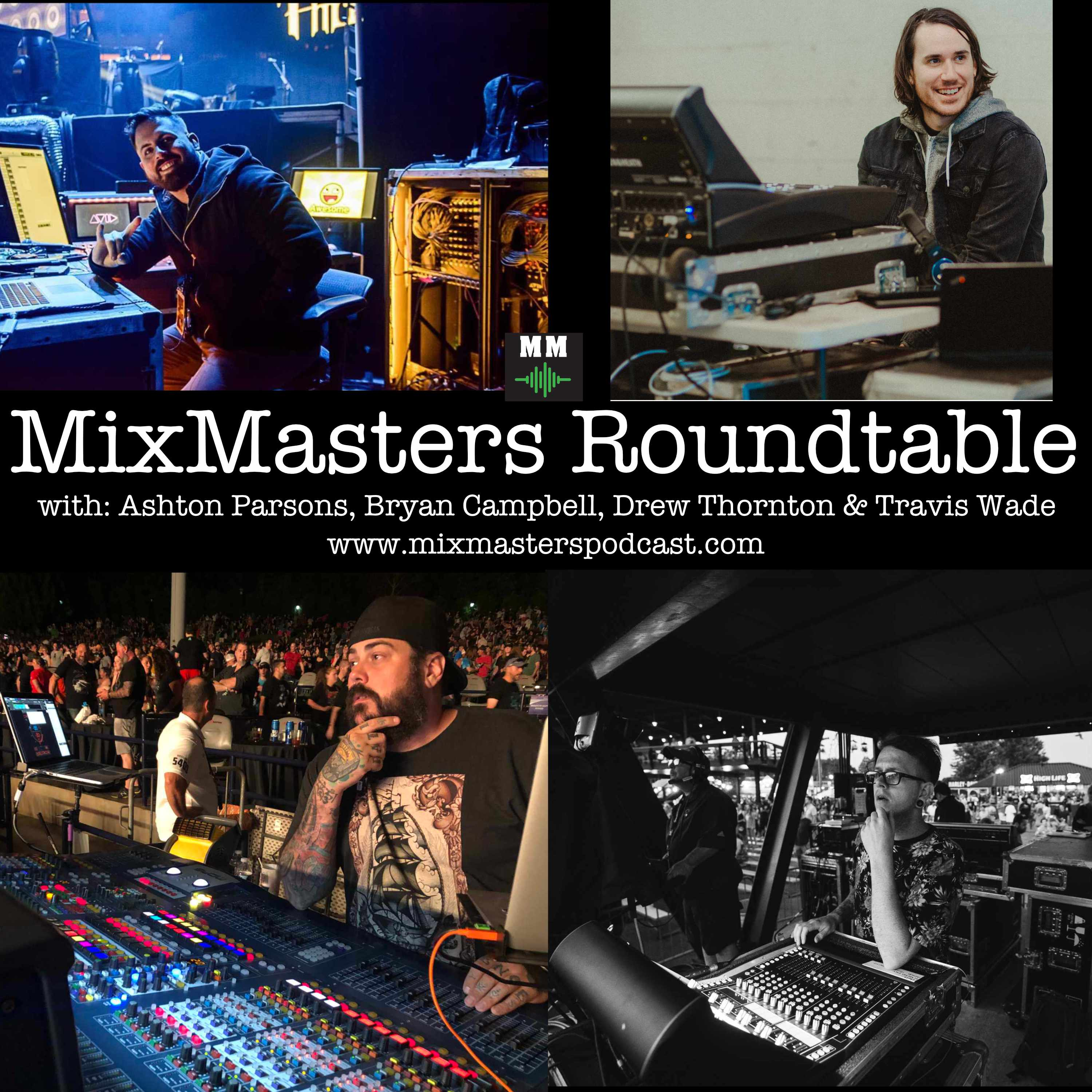 Artwork for podcast MixMasters