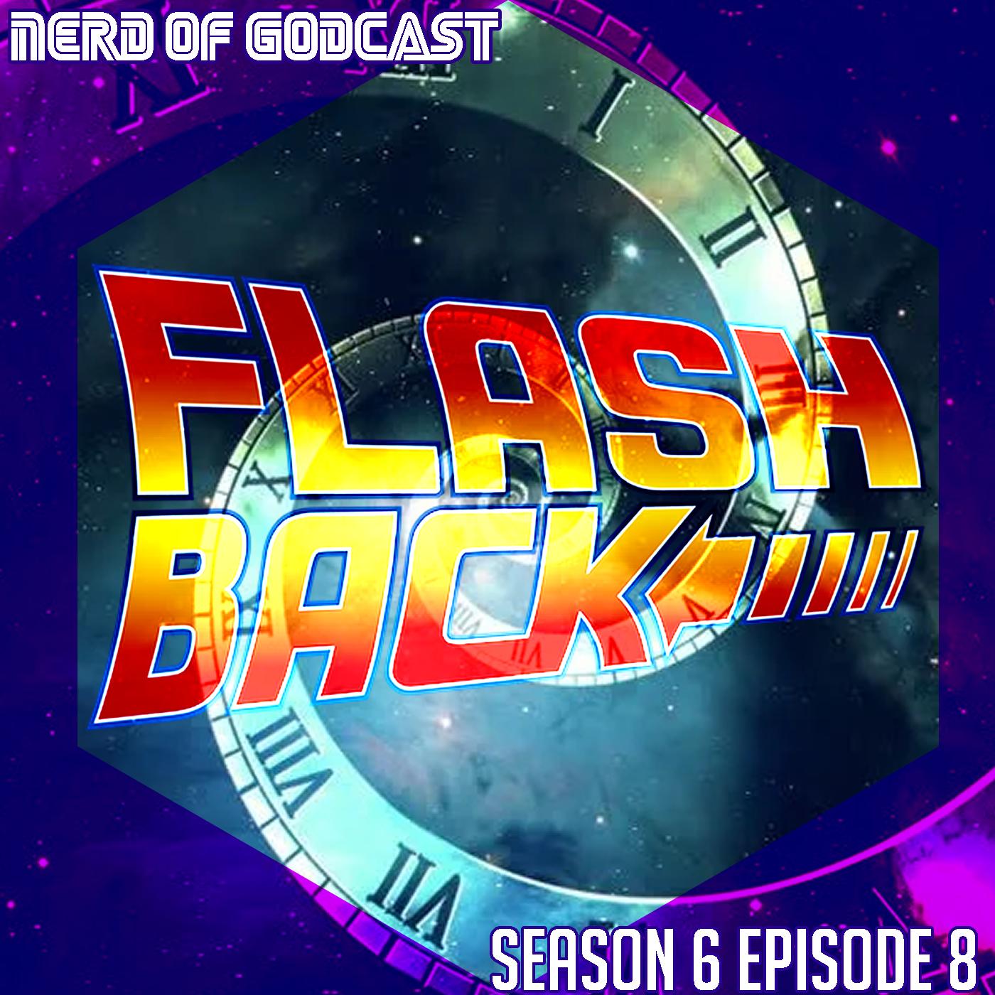 Artwork for podcast Nerd of Godcast