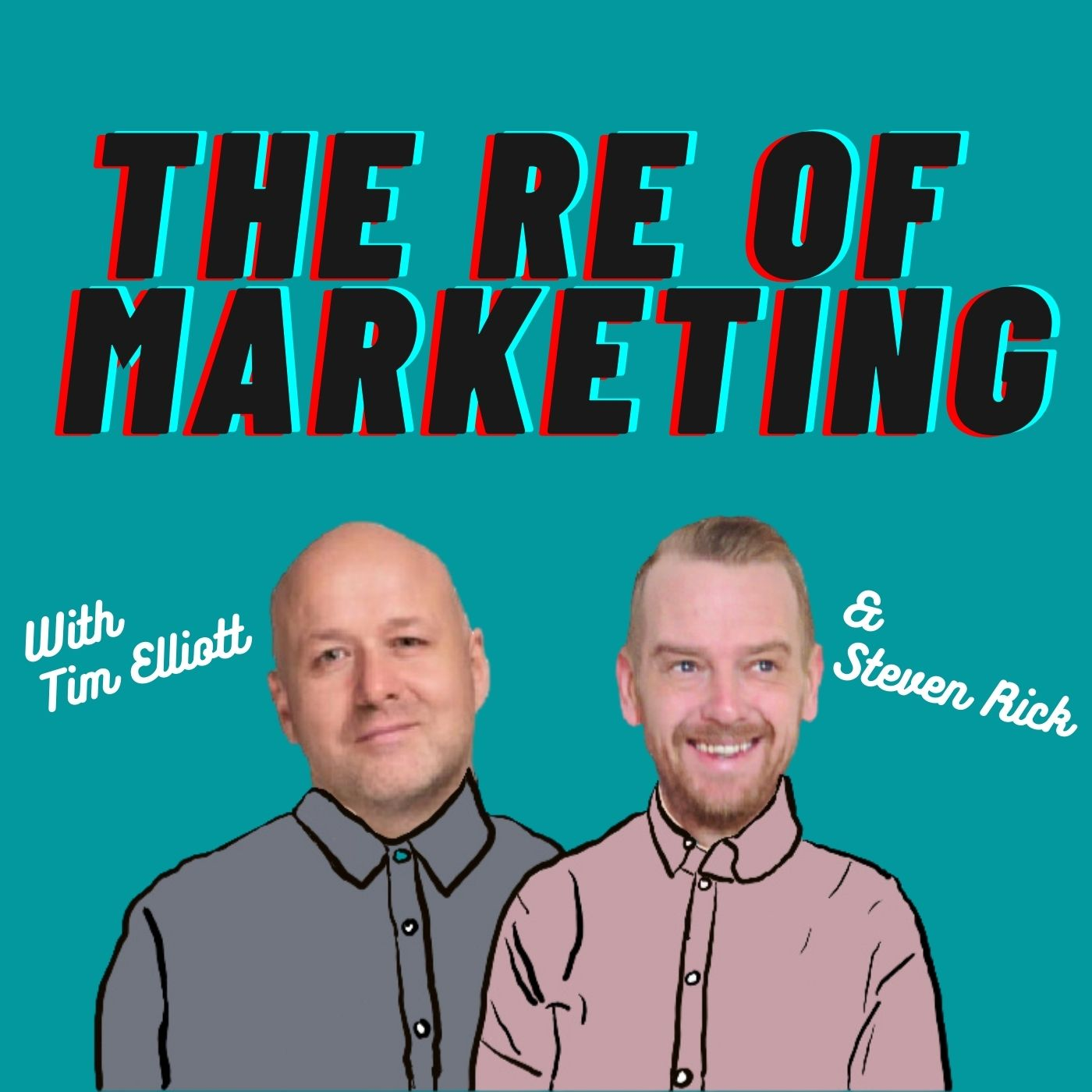 Show artwork for The RE of Marketing