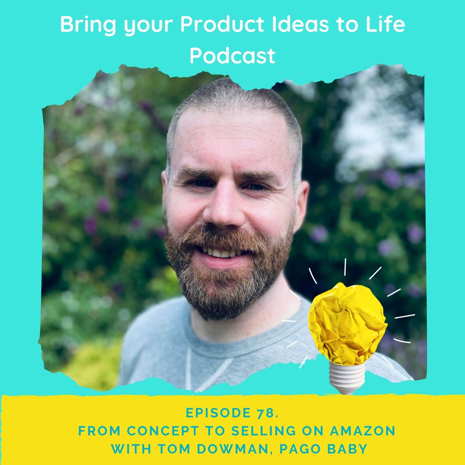 Artwork for podcast Bring Your Product Ideas to Life