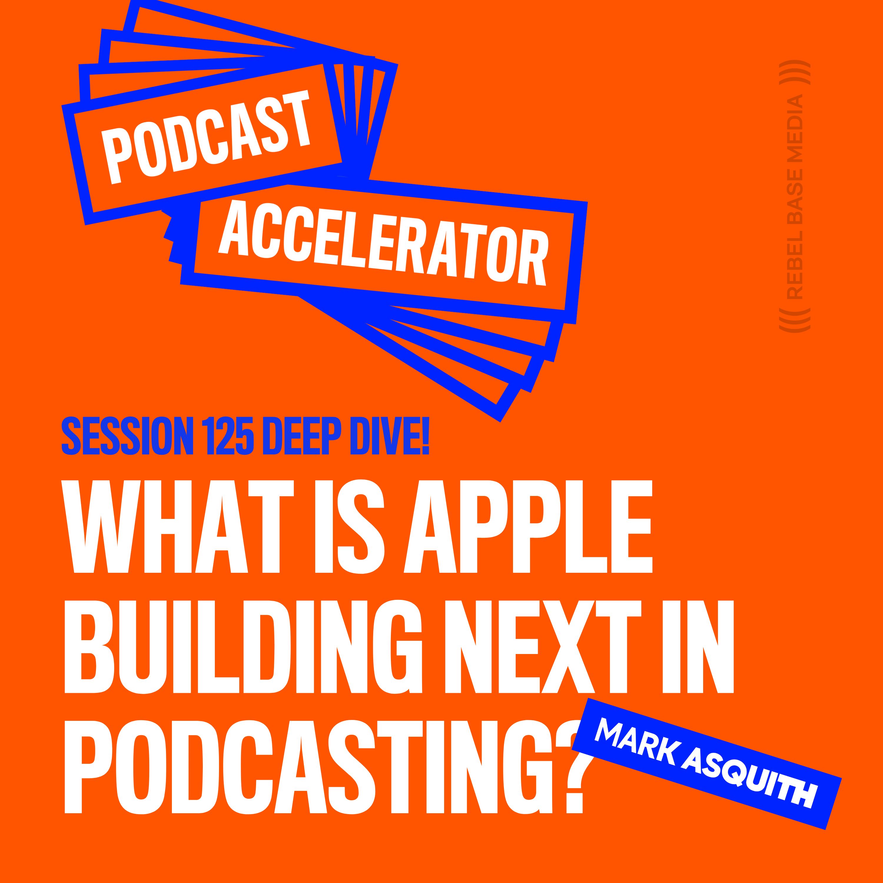 Artwork for podcast The Podcast Accelerator