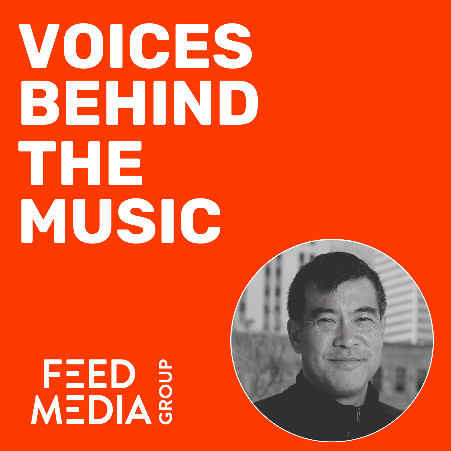 Artwork for podcast Voices Behind The Music
