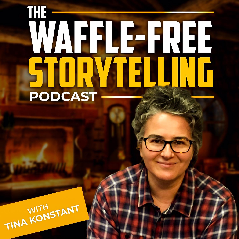 Artwork for podcast Waffle Free Storytelling