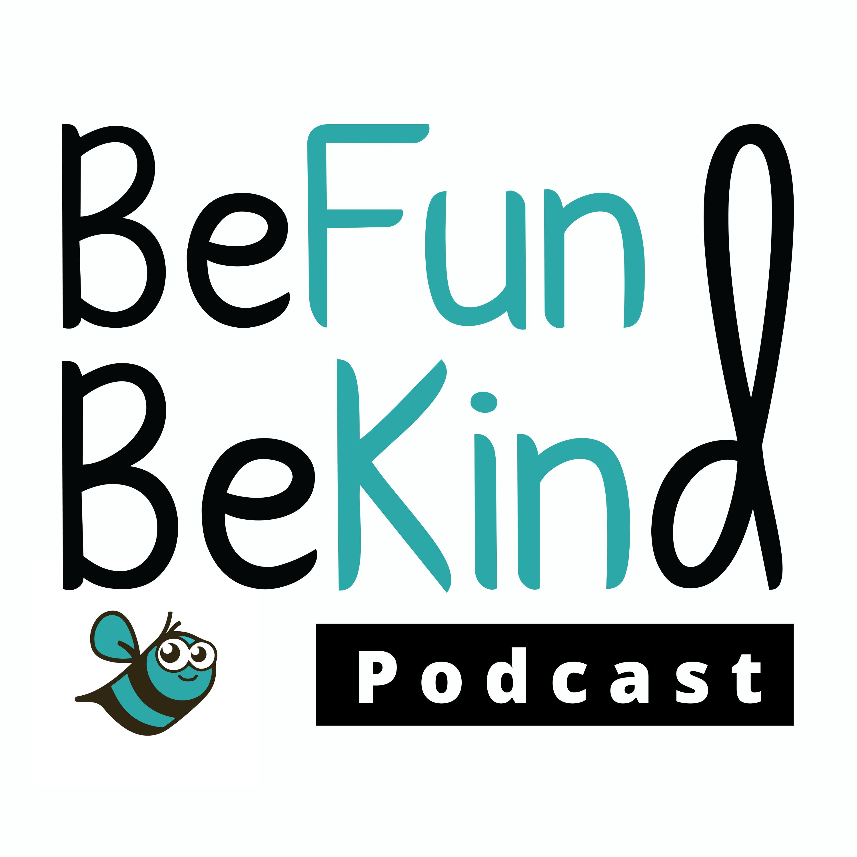 Artwork for podcast BeFun BeKind Podcast