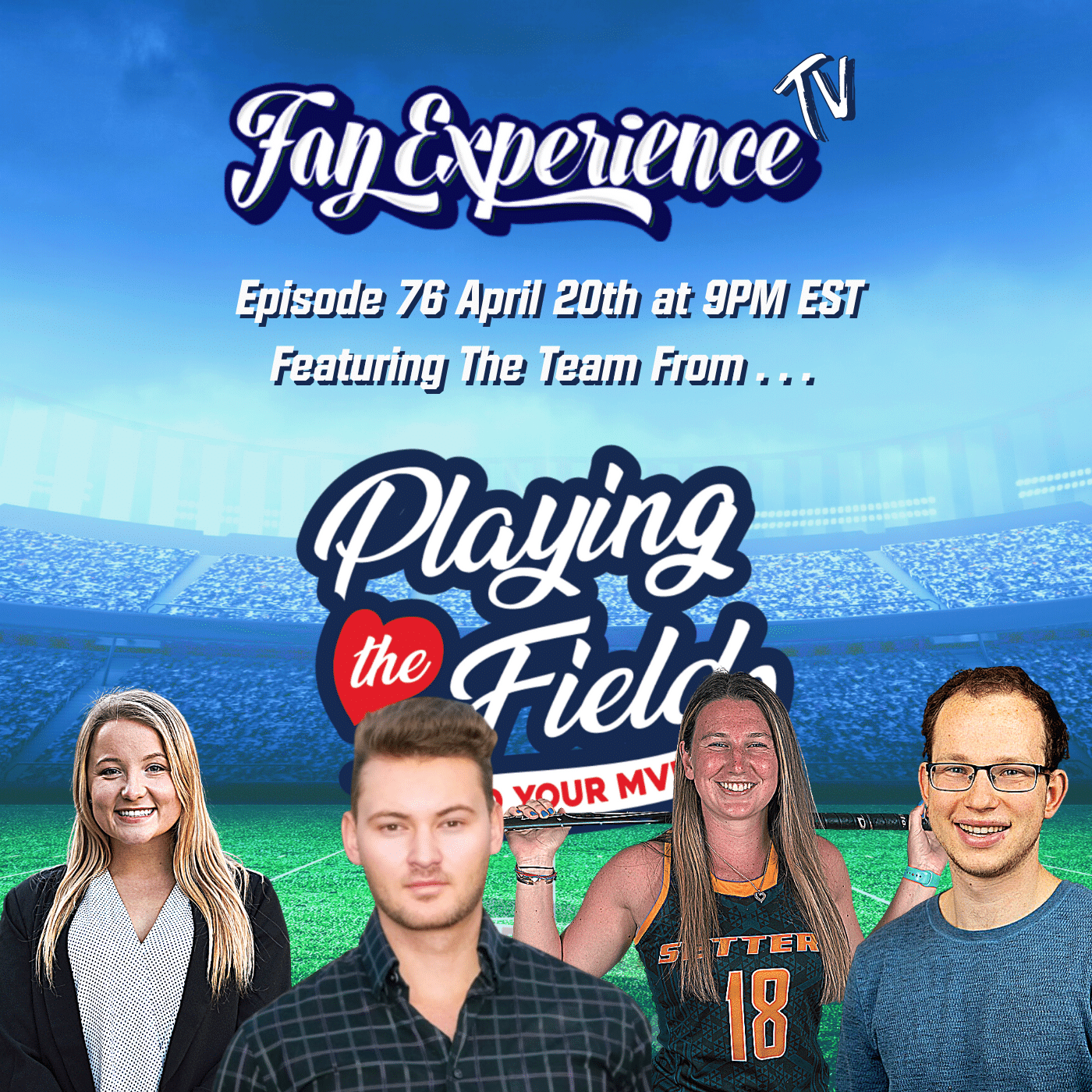 Artwork for podcast Fan Experience TV