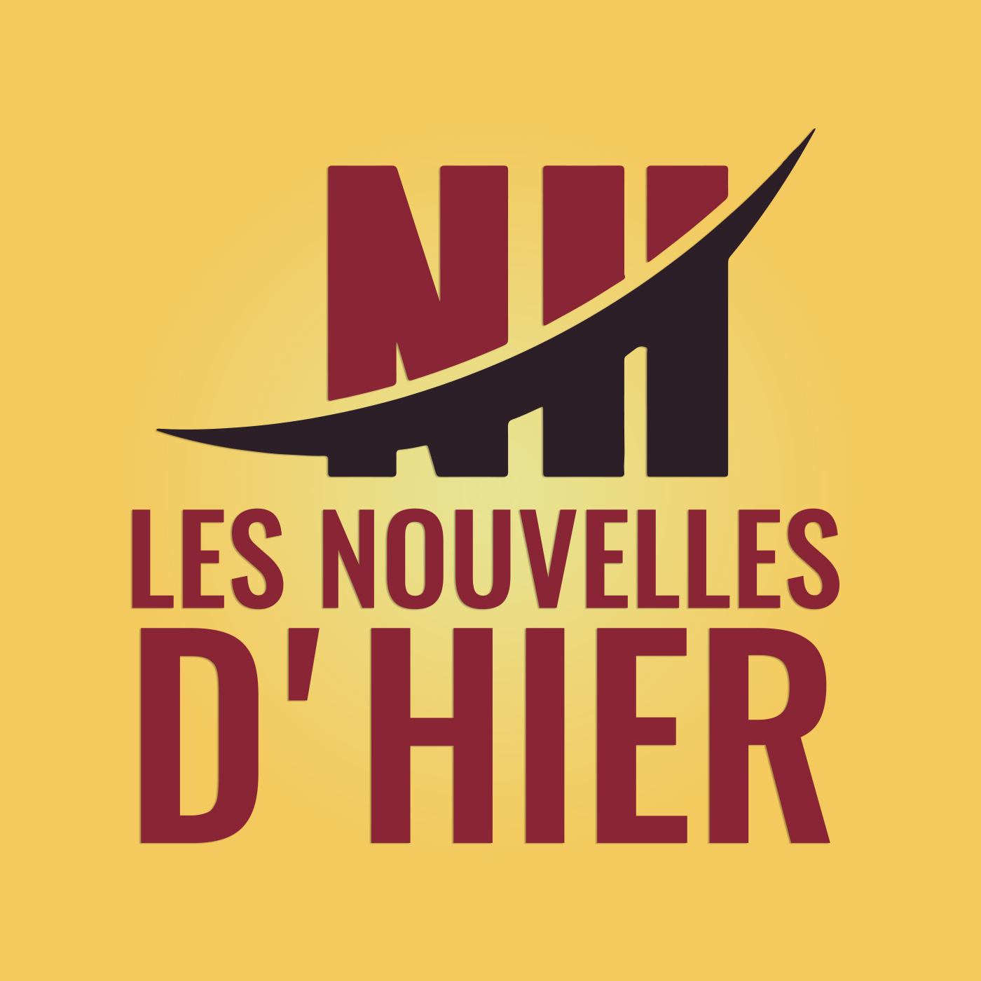 Show artwork for Les nouvelles d'hier avec François Jacques