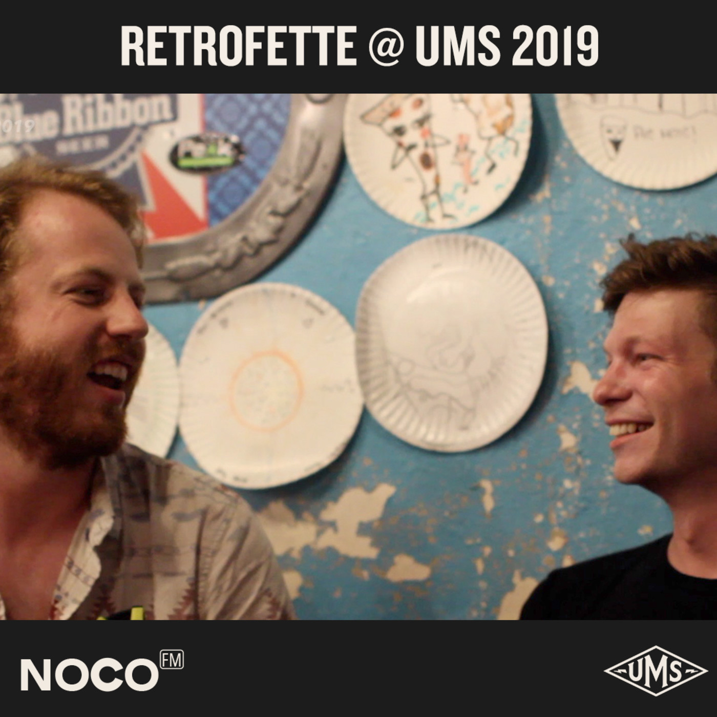 Talking with Retrofette @ UMS 2019