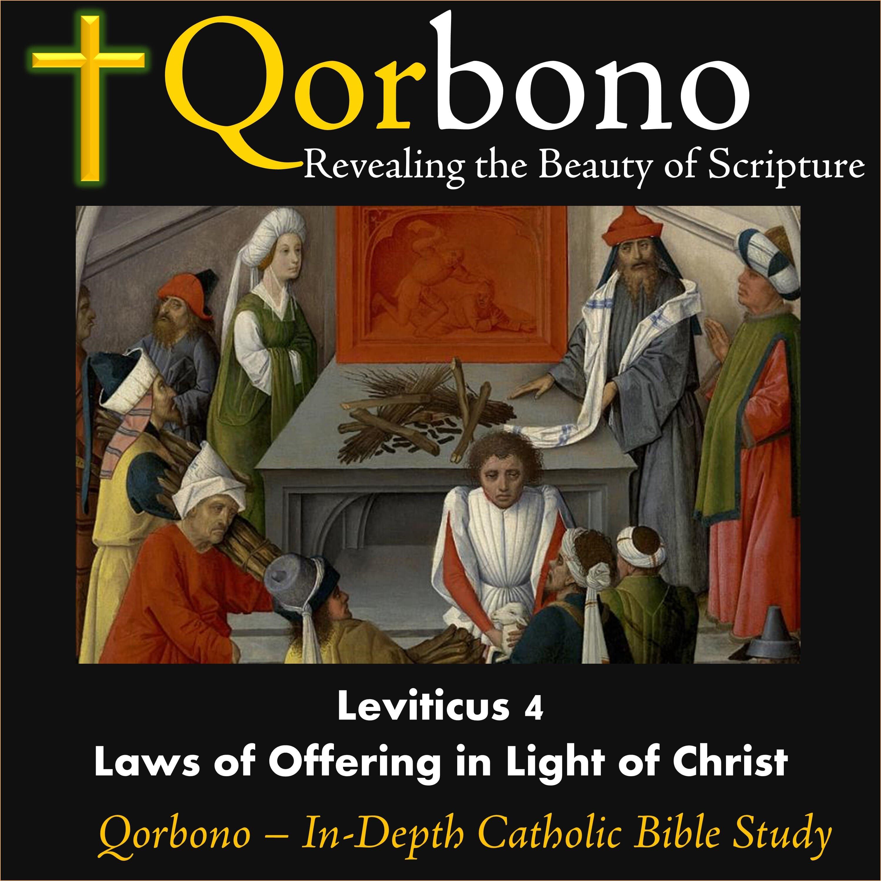 Artwork for podcast The Book of Leviticus