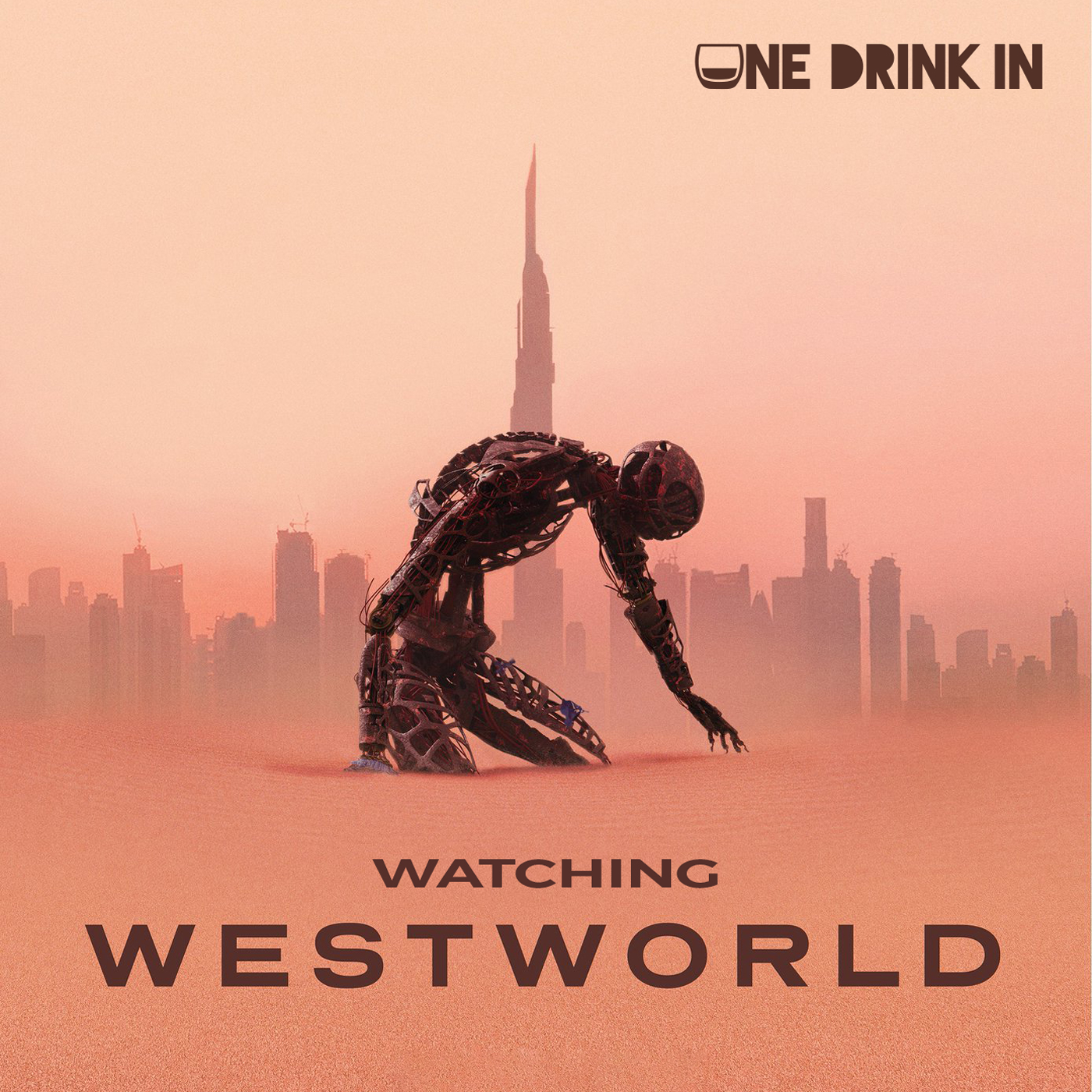 Show artwork for Watching Westworld