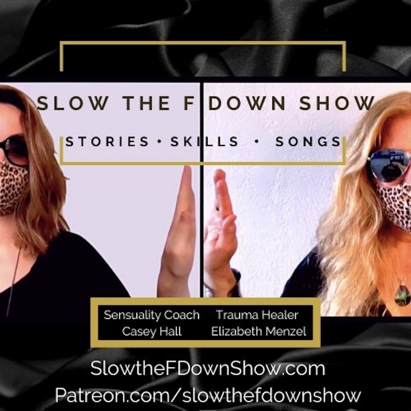Show artwork for 🐌 Slow the F Down Show 🐢