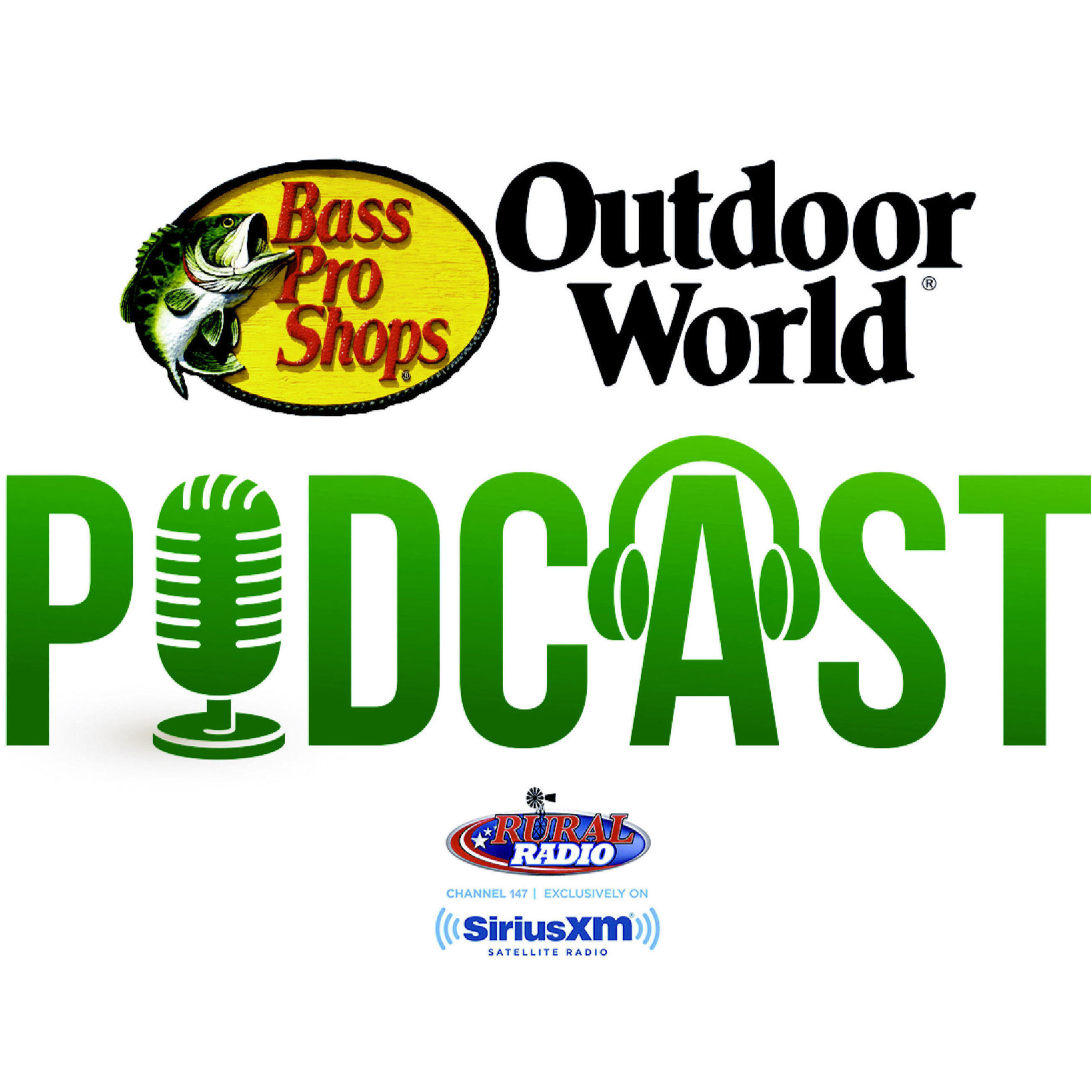 Artwork for podcast Bass Pro Shops Outdoor World