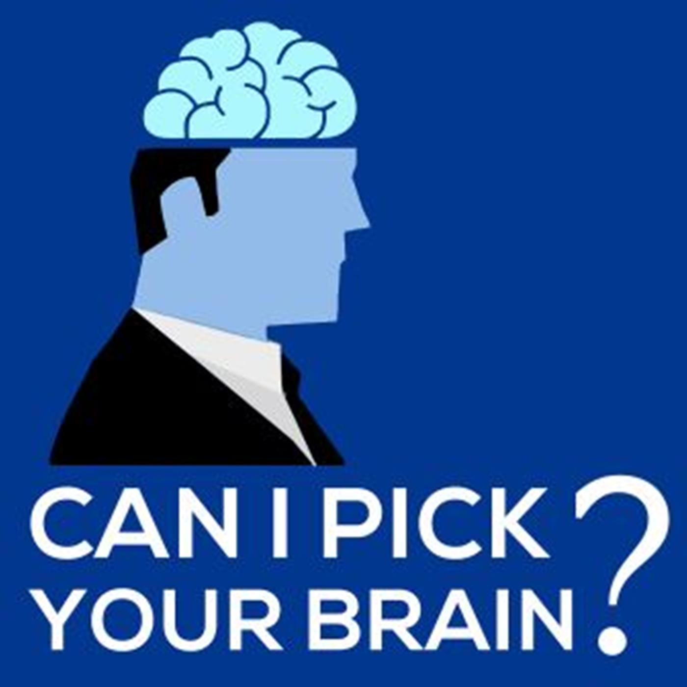 Artwork for podcast Can I Pick Your Brain?