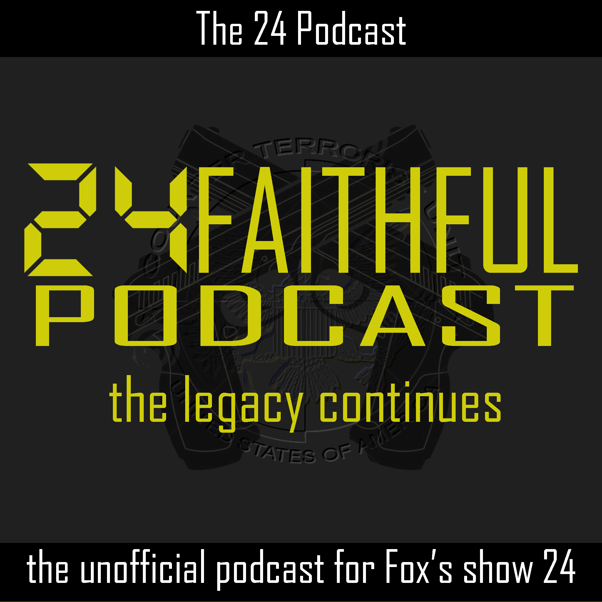 Artwork for podcast 24 Faithful Podcast