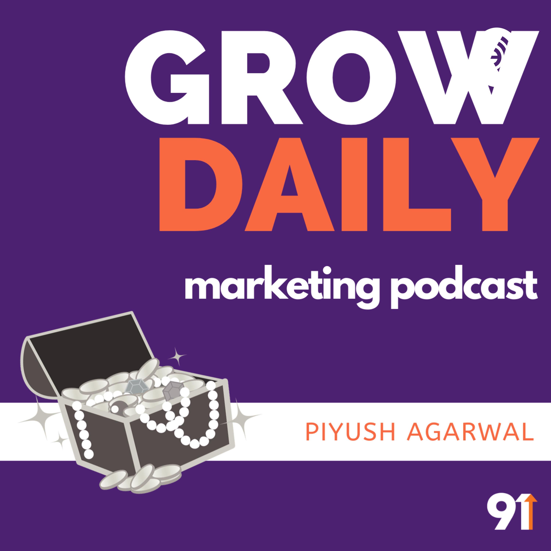 Grow Daily Marketing Podcast