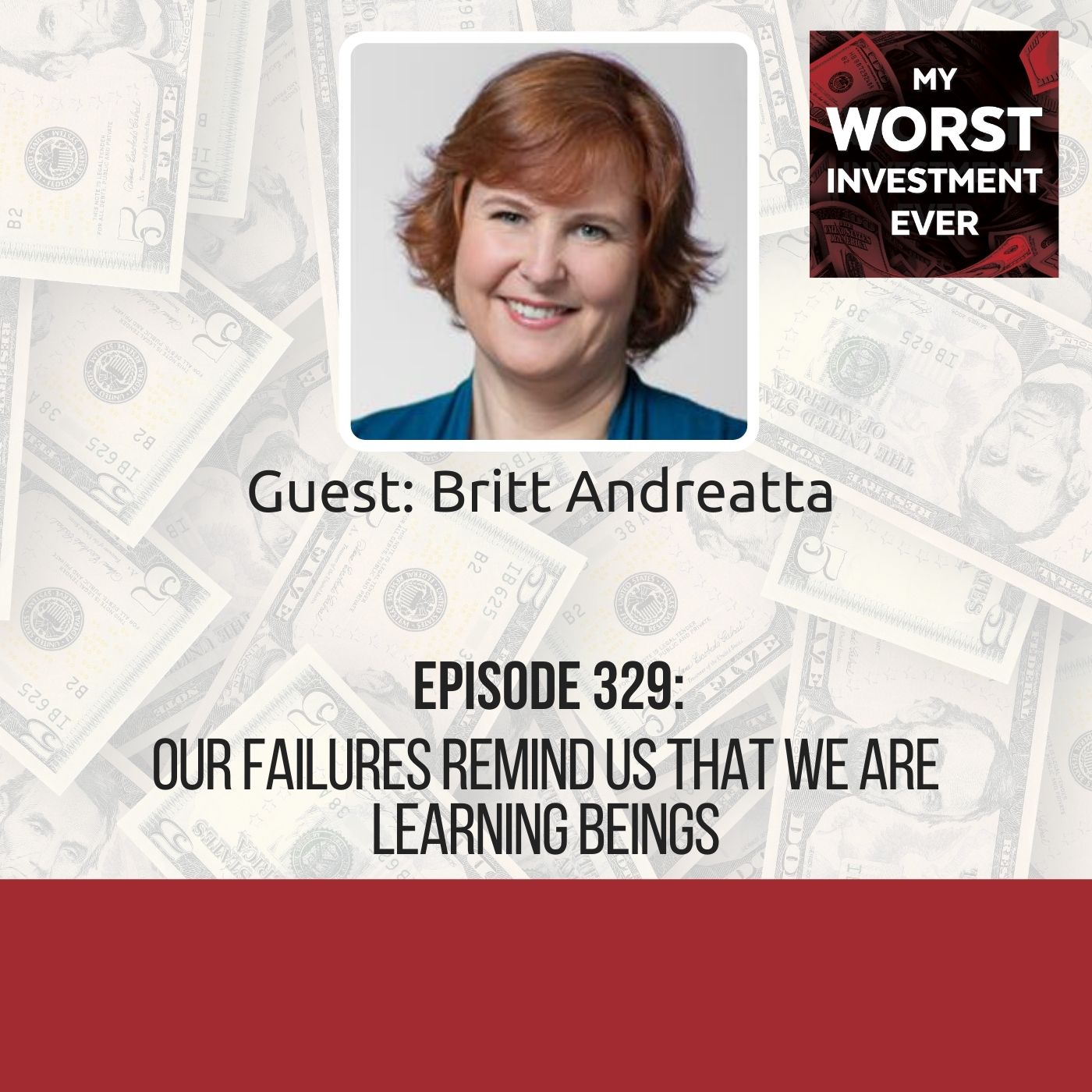 Britt Andreatta – Our Failures Remind Us That We Are Learning Beings