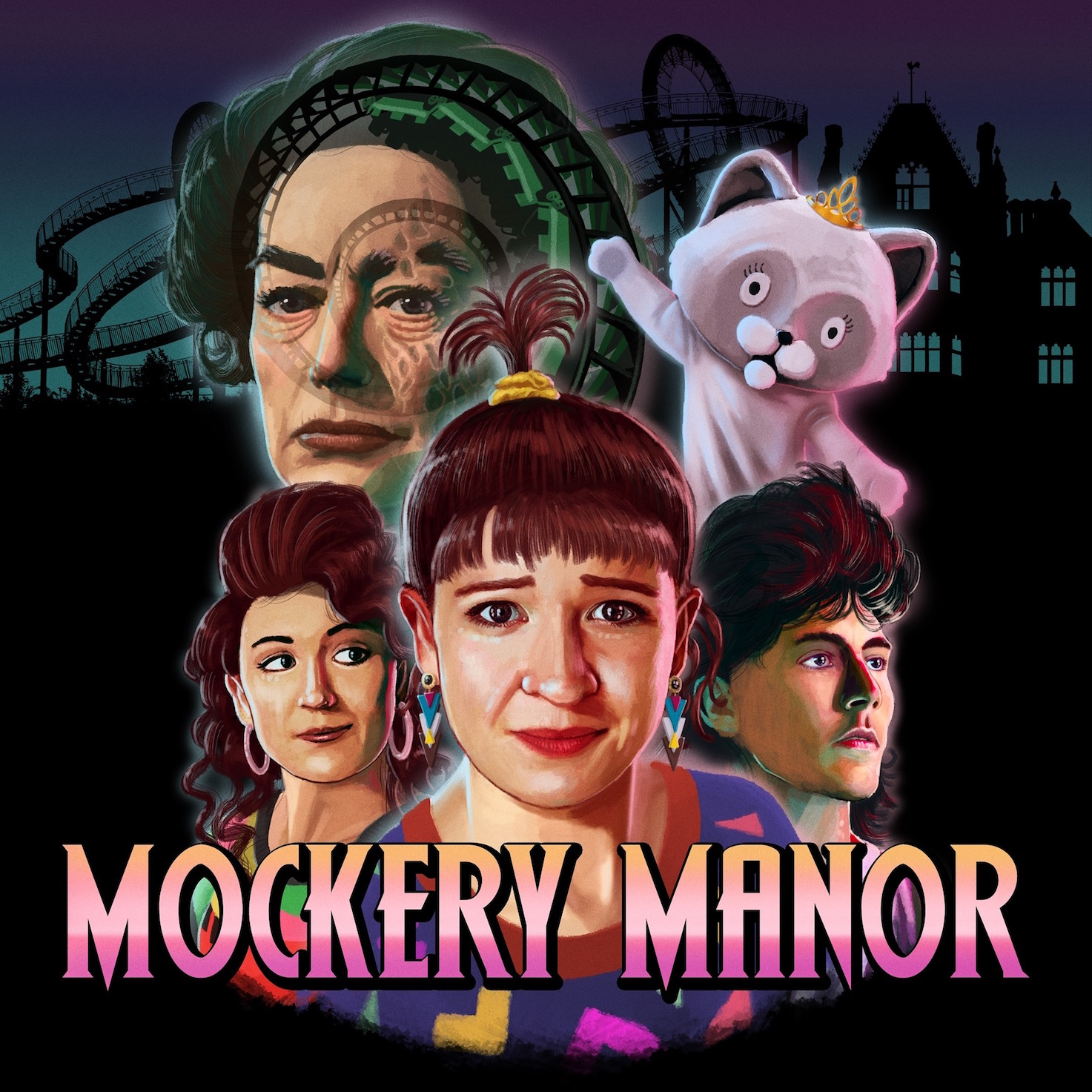 """Mockery Manor"" Podcast"
