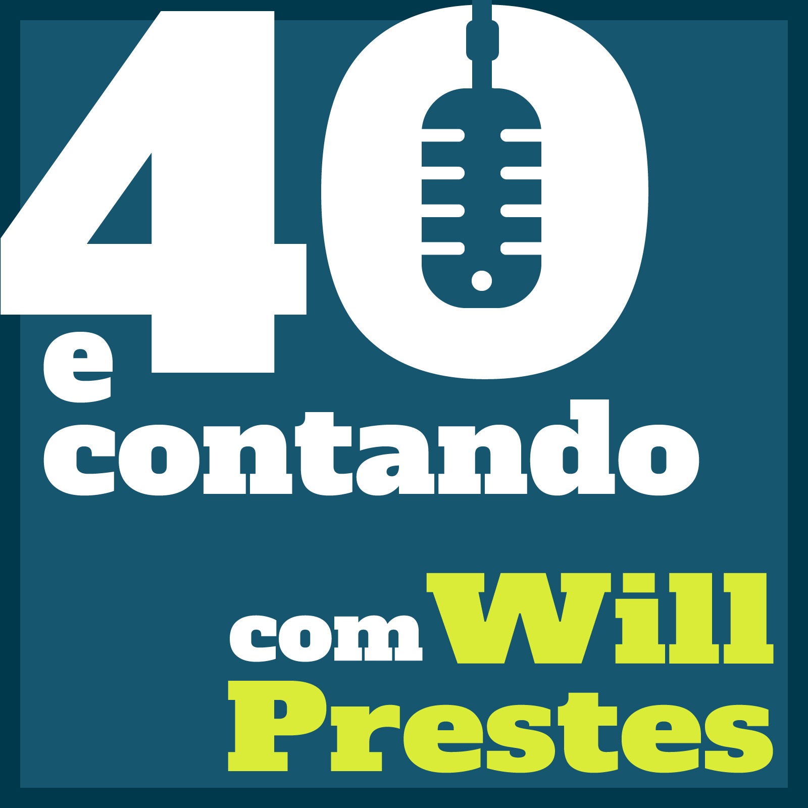 Show artwork for 40 e contando