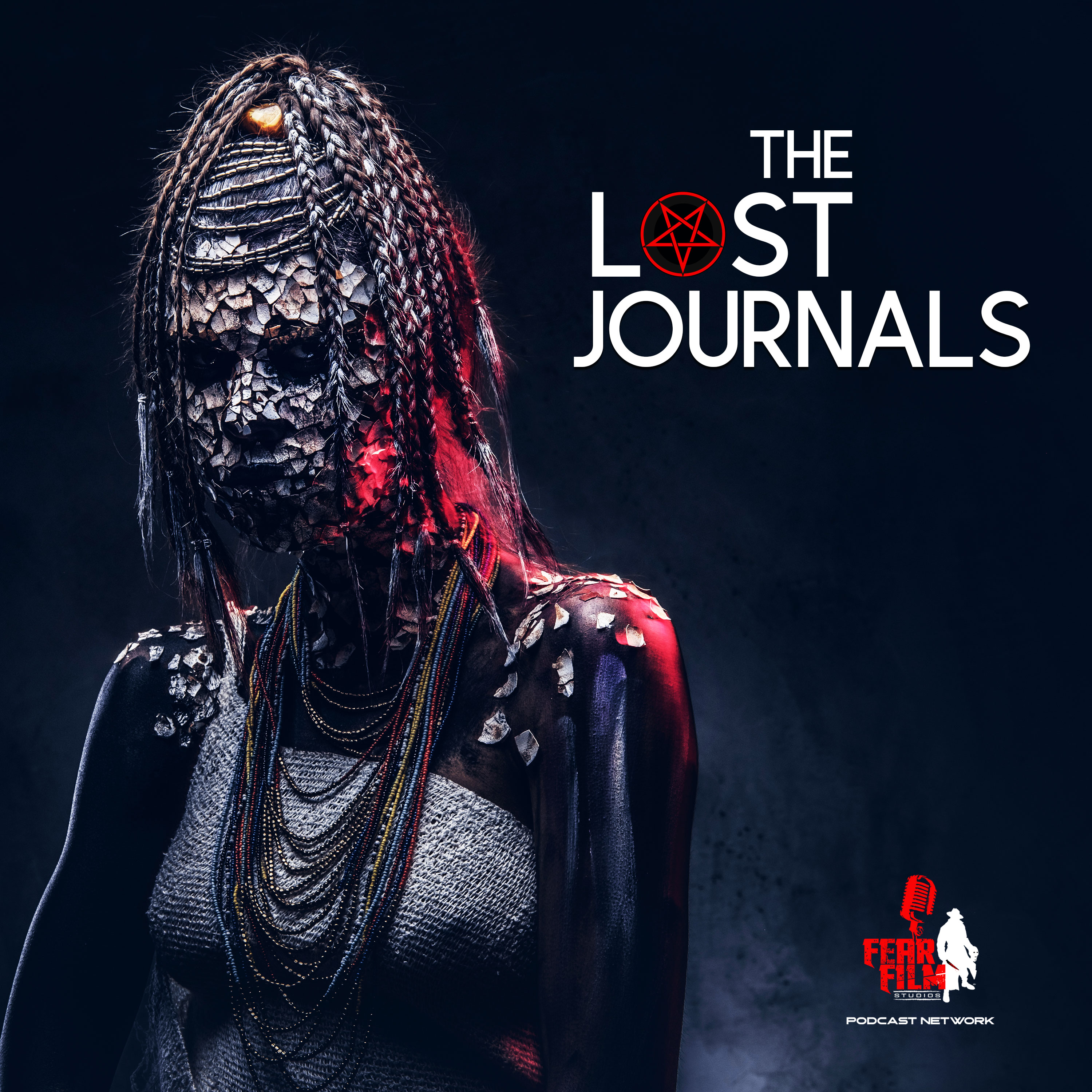 Show artwork for The Lost Journals