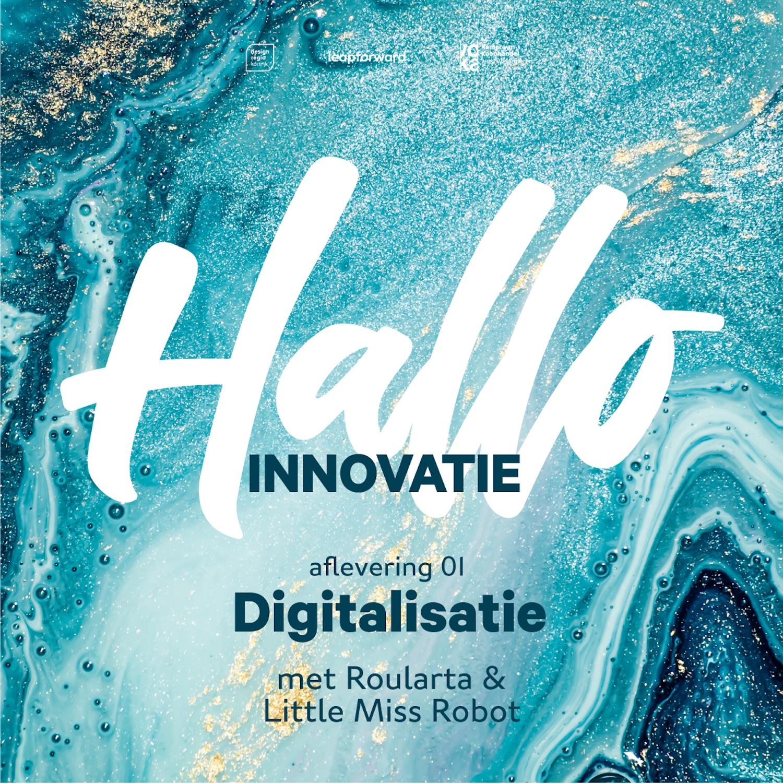Artwork for podcast Hallo Innovatie