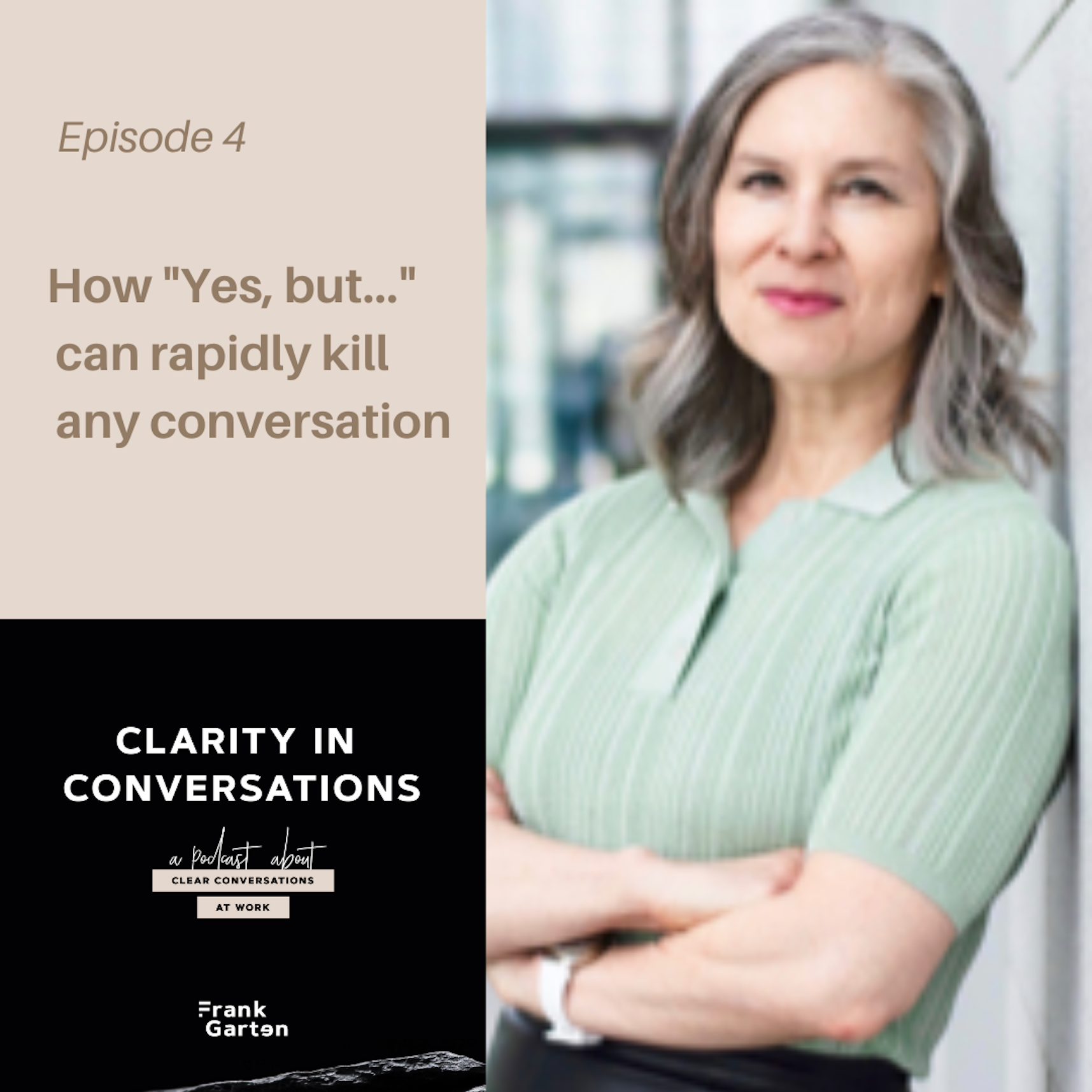 """How """"Yes, but..."""" can kill a conversation"""