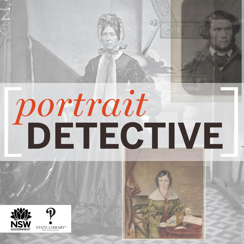 Artwork for podcast Portrait Detective