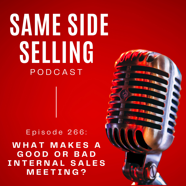 Artwork for podcast Same Side Selling Podcast
