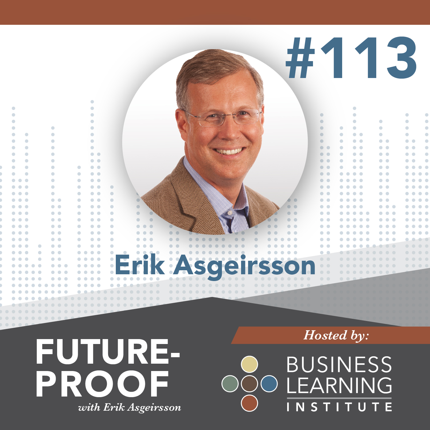113. Are you master of your domain? .CPA now available | with Erik Asgeirsson