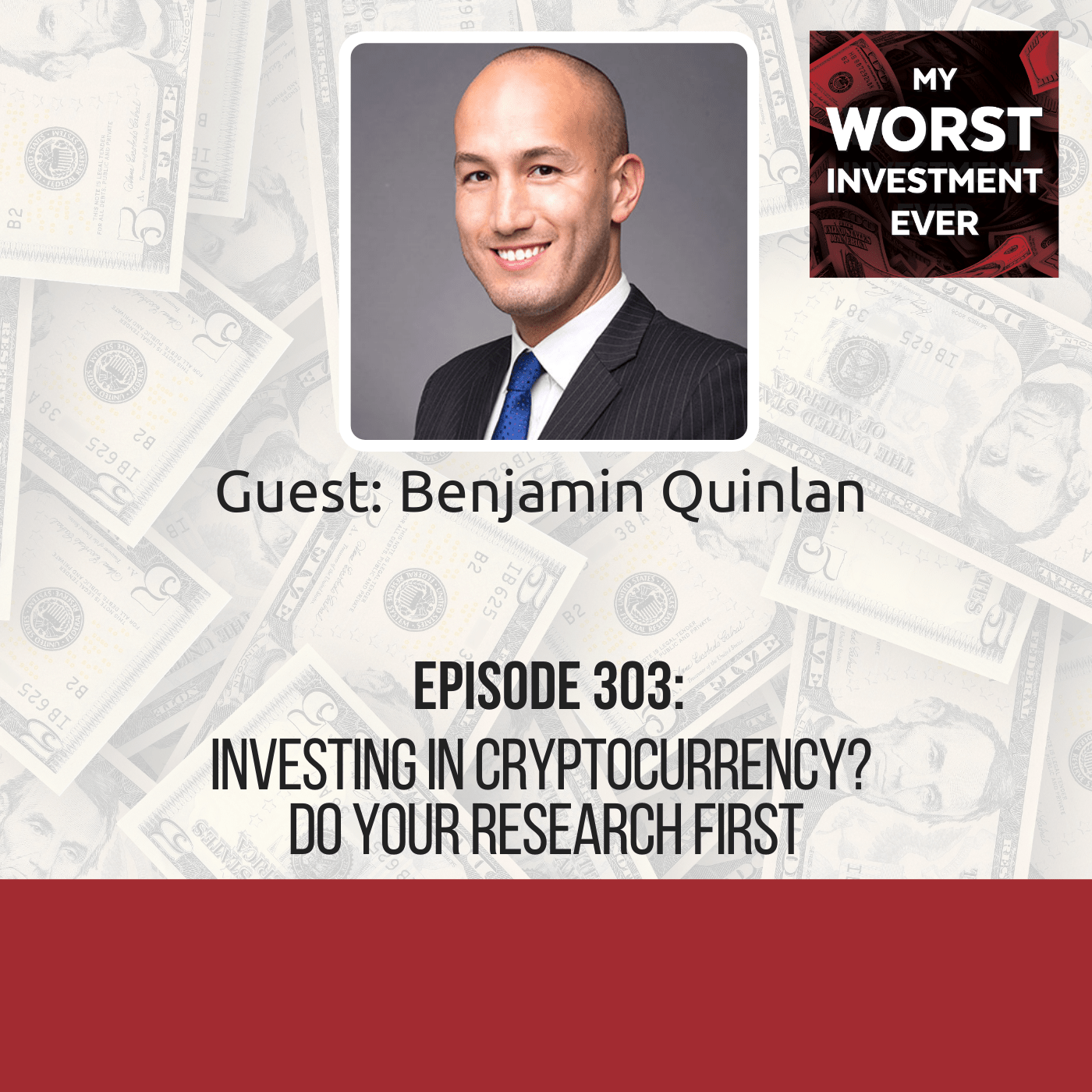 Benjamin Quinlan – Investing in Cryptocurrency? Do Your Research First