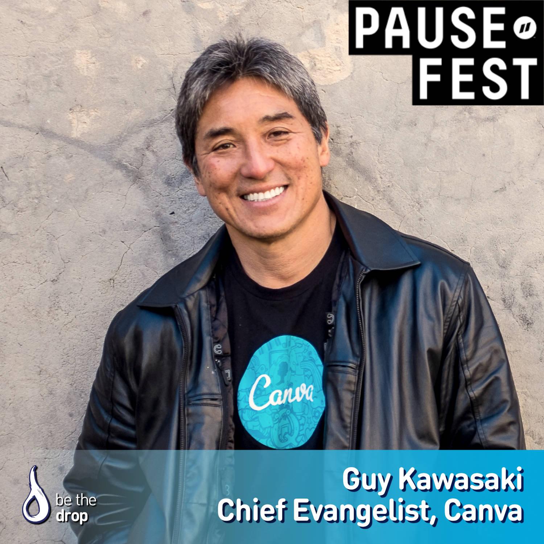 In Conversation With Guy Kawasaki
