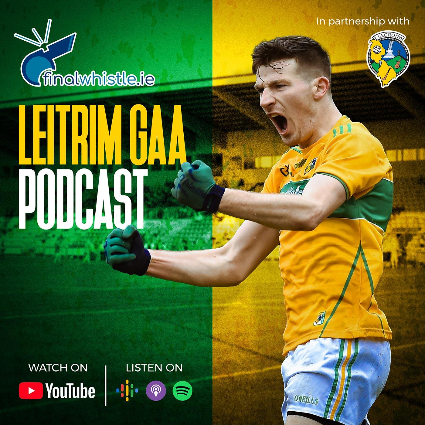 Artwork for podcast Leitrim GAA Podcast